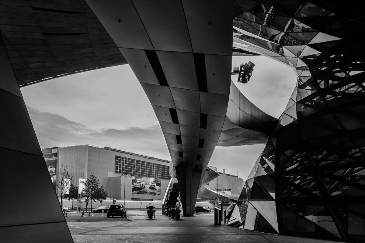 The replicant overbridge...
