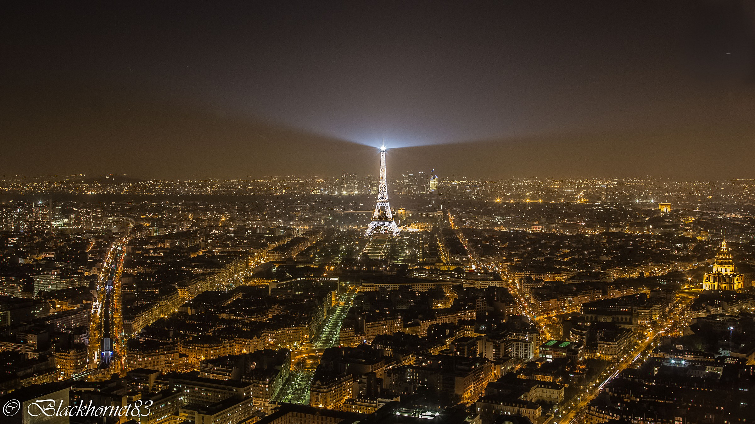 The City of Lights...