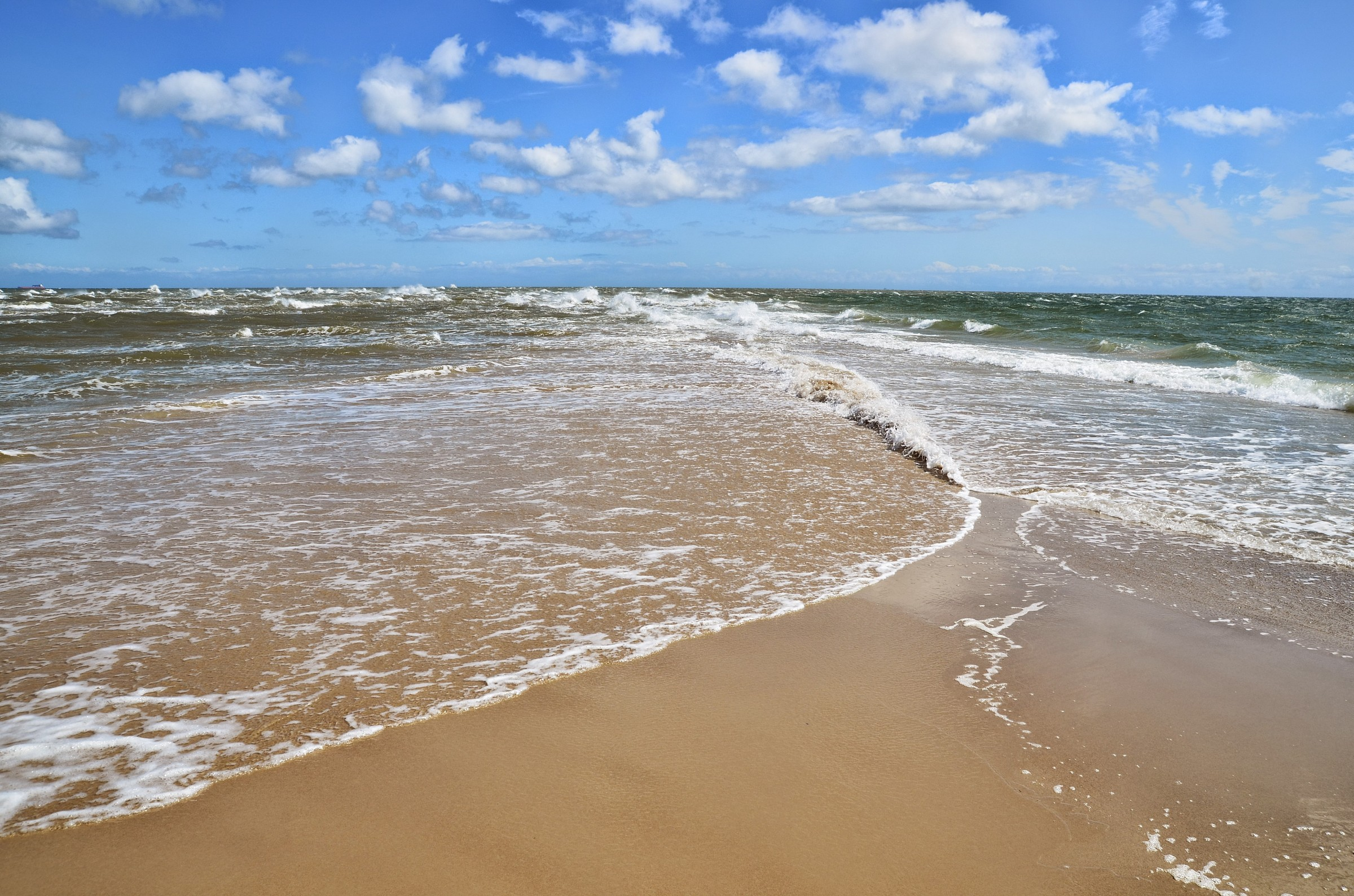 Stage two seas that meet and do not mix t...