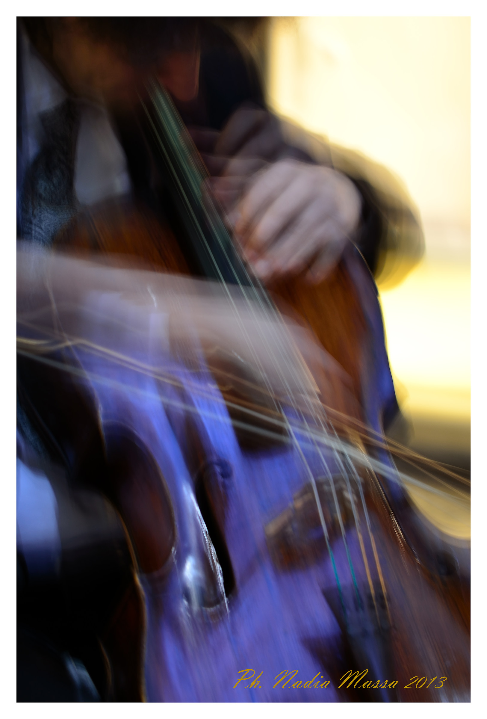 Vortices of music!...