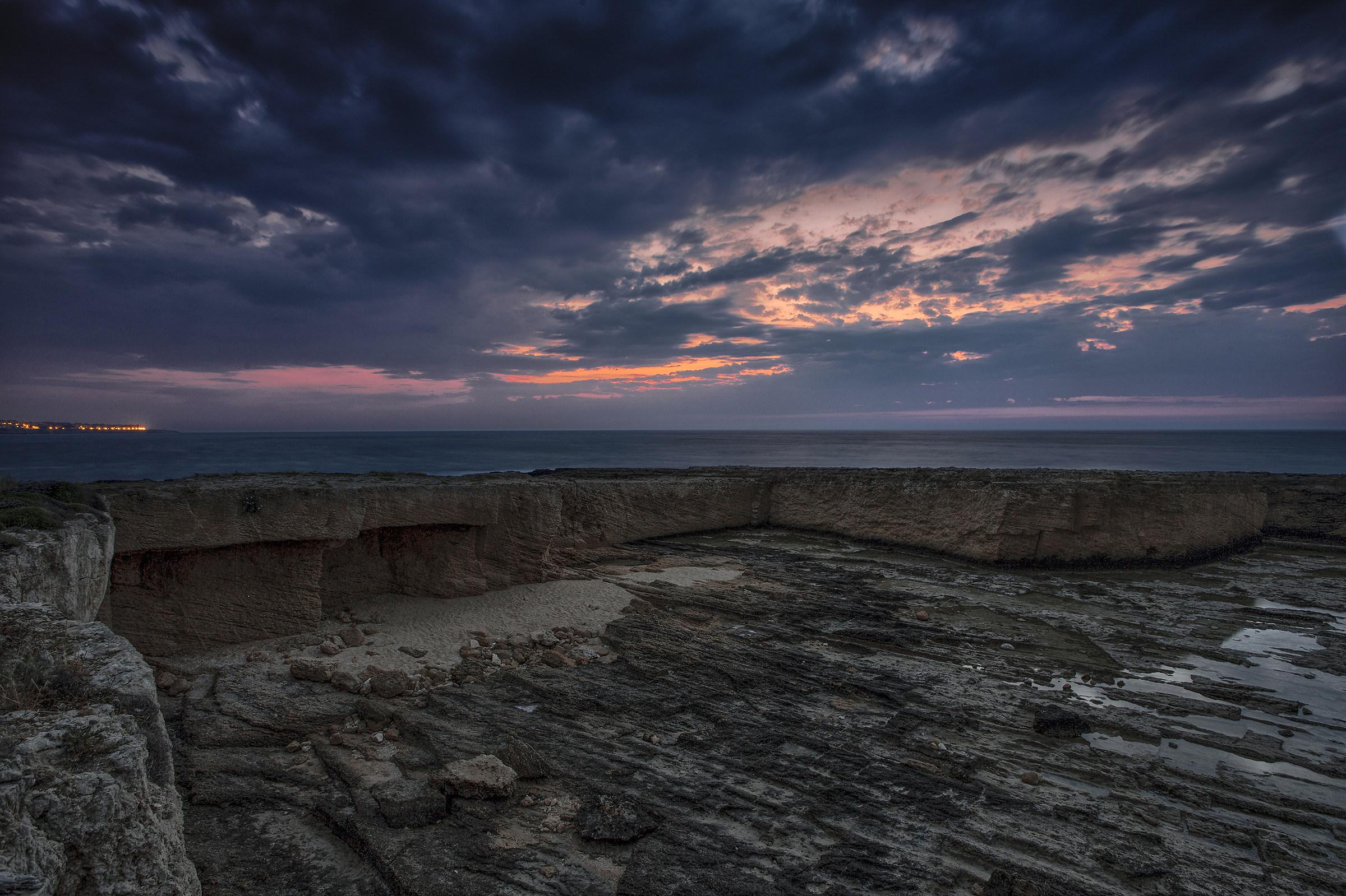 Siracusa, area marina protetta del plemmirio........