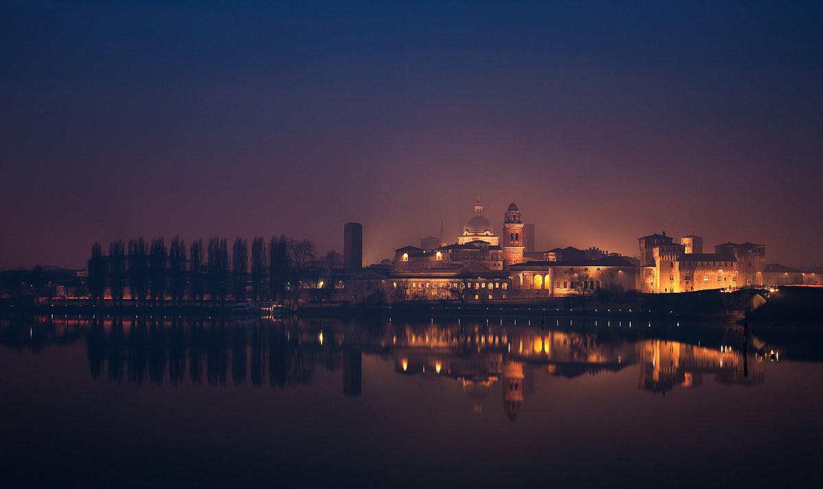 Mantova dawn...