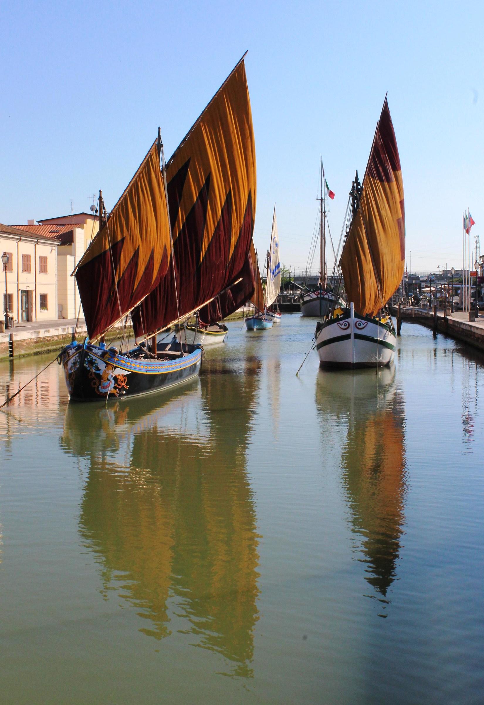 Port of Cesenatico (fc)...