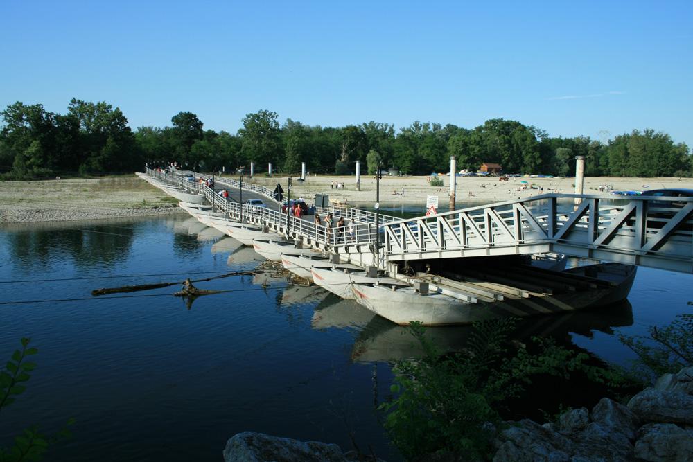Beleguardo - Ponte di Barche...