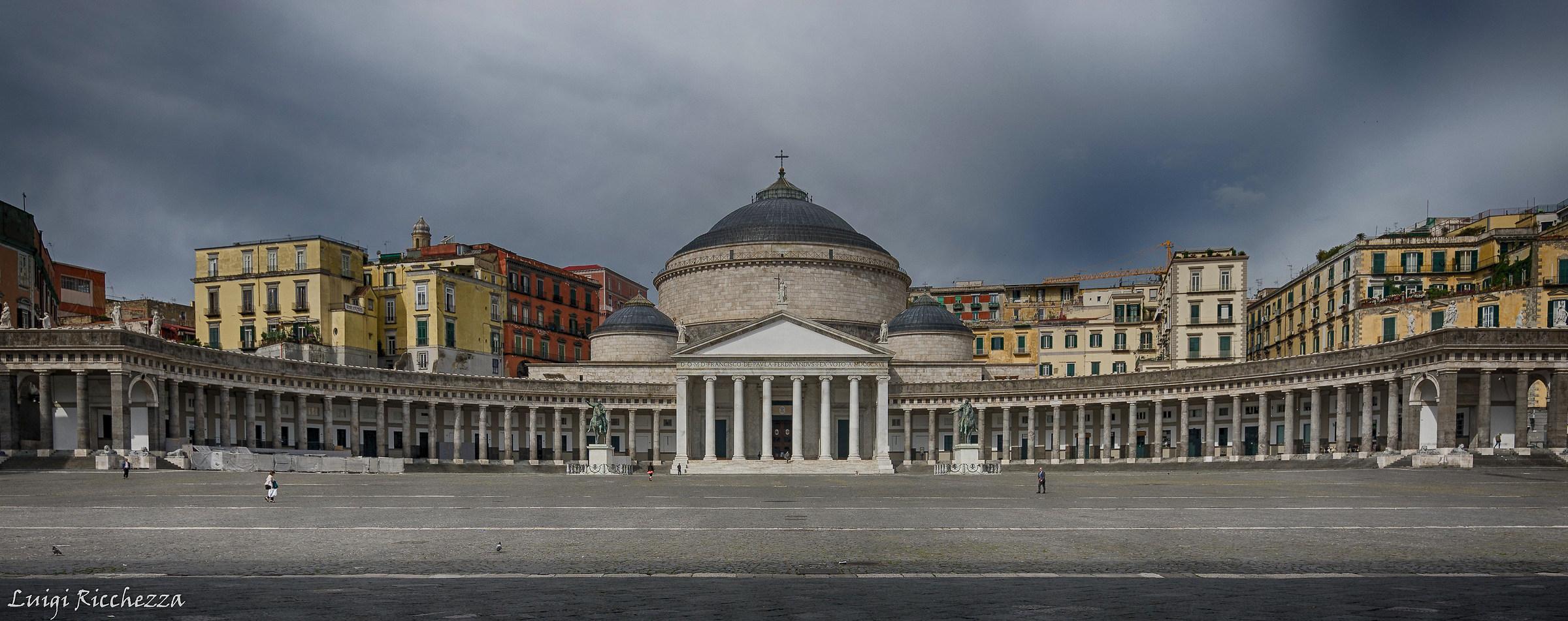 Plebiscito Square...