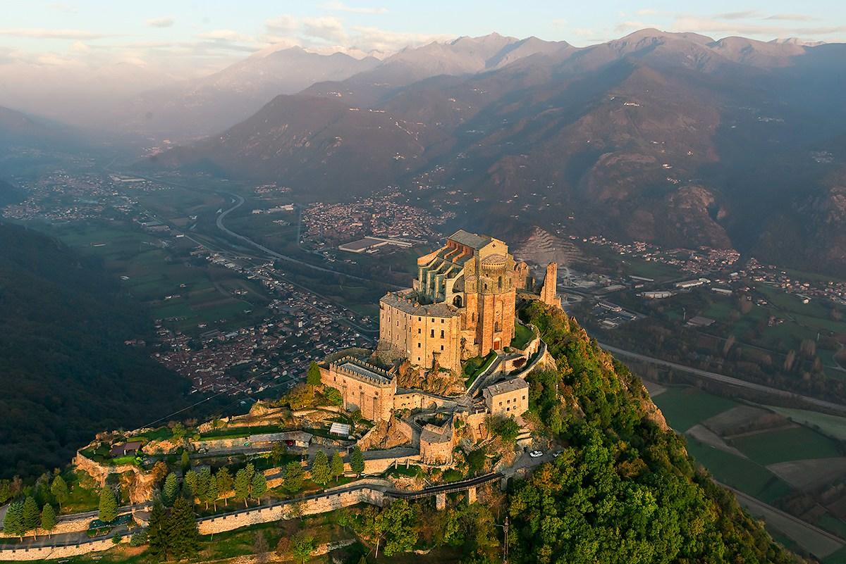Sacra di San Michele | JuzaPhoto