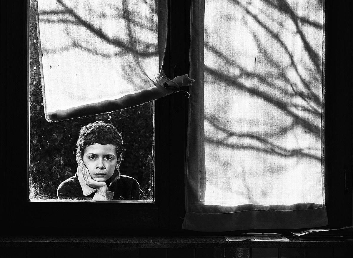 Alla finestra...