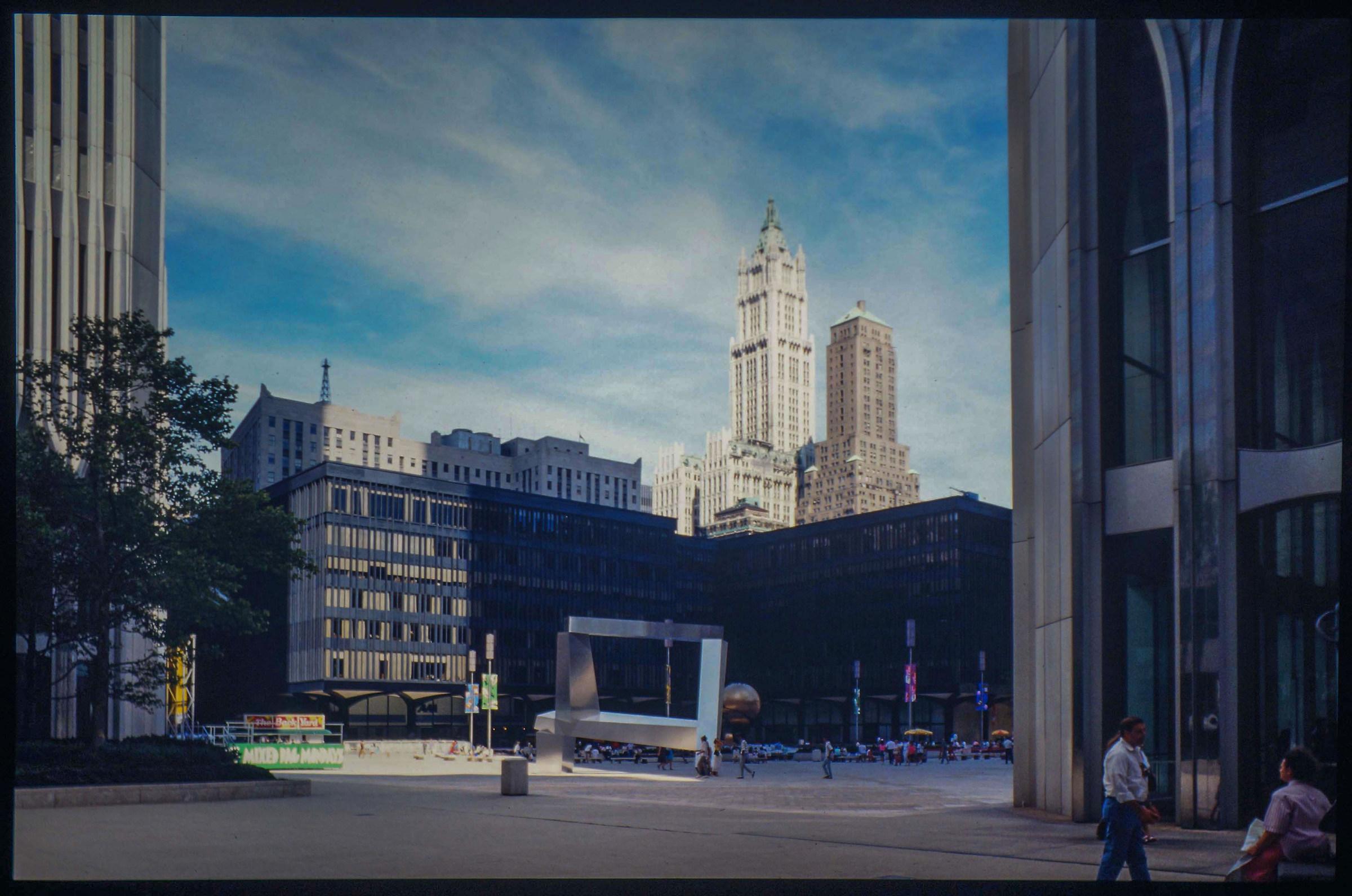 World Trade Center 4...
