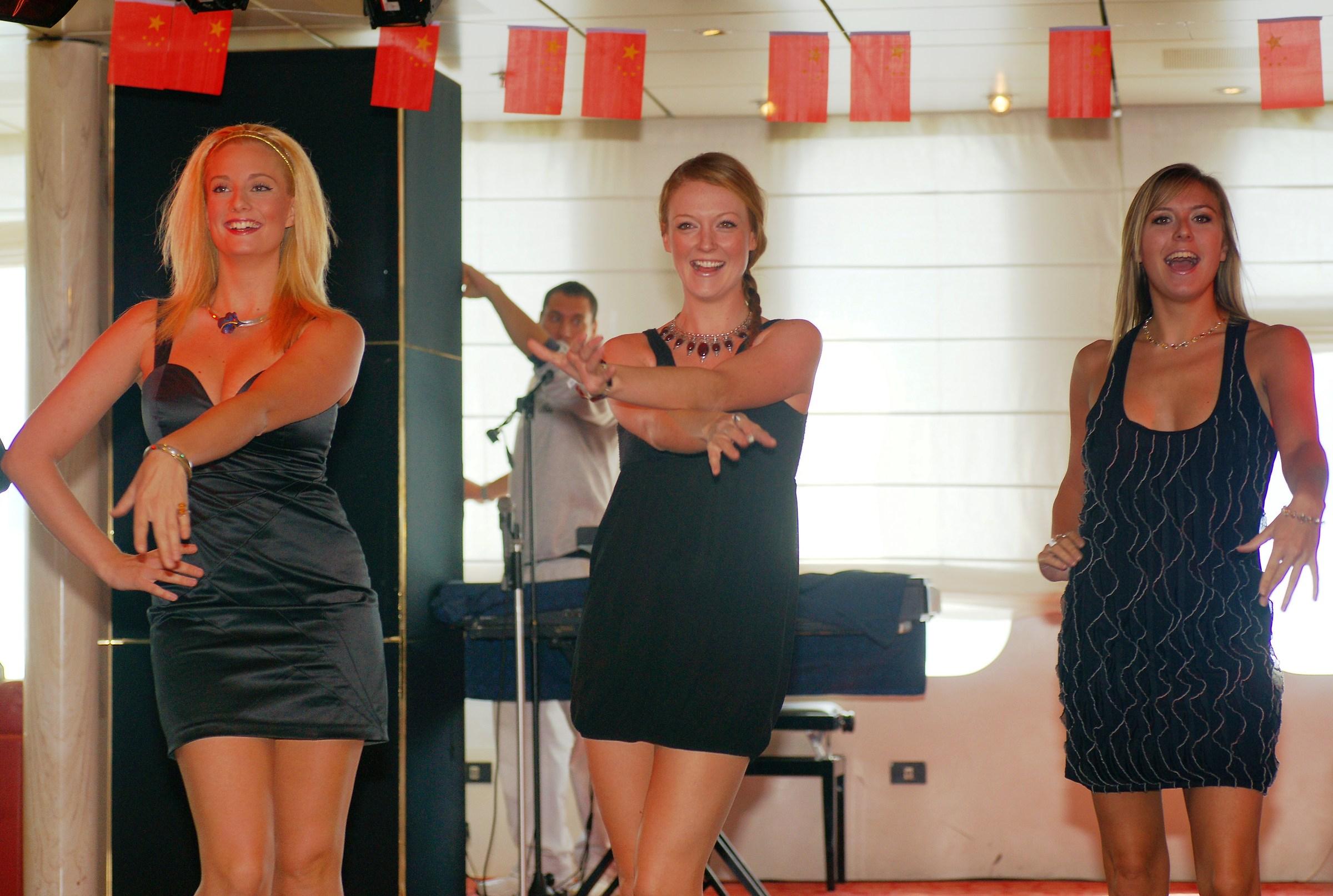 american dancers...