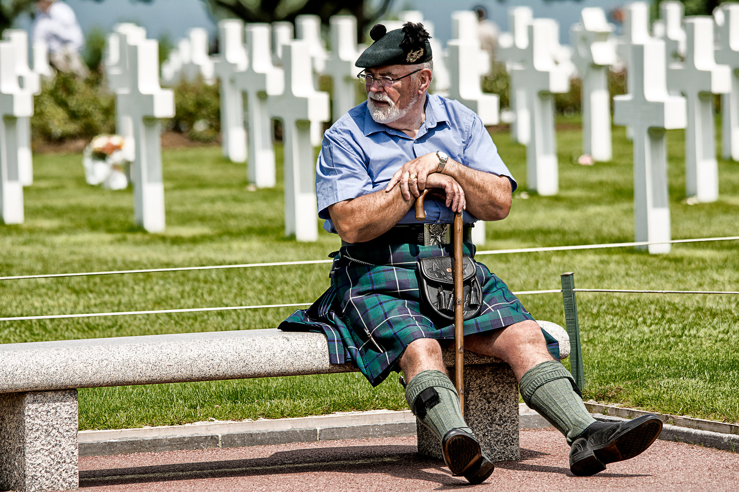 veteran...