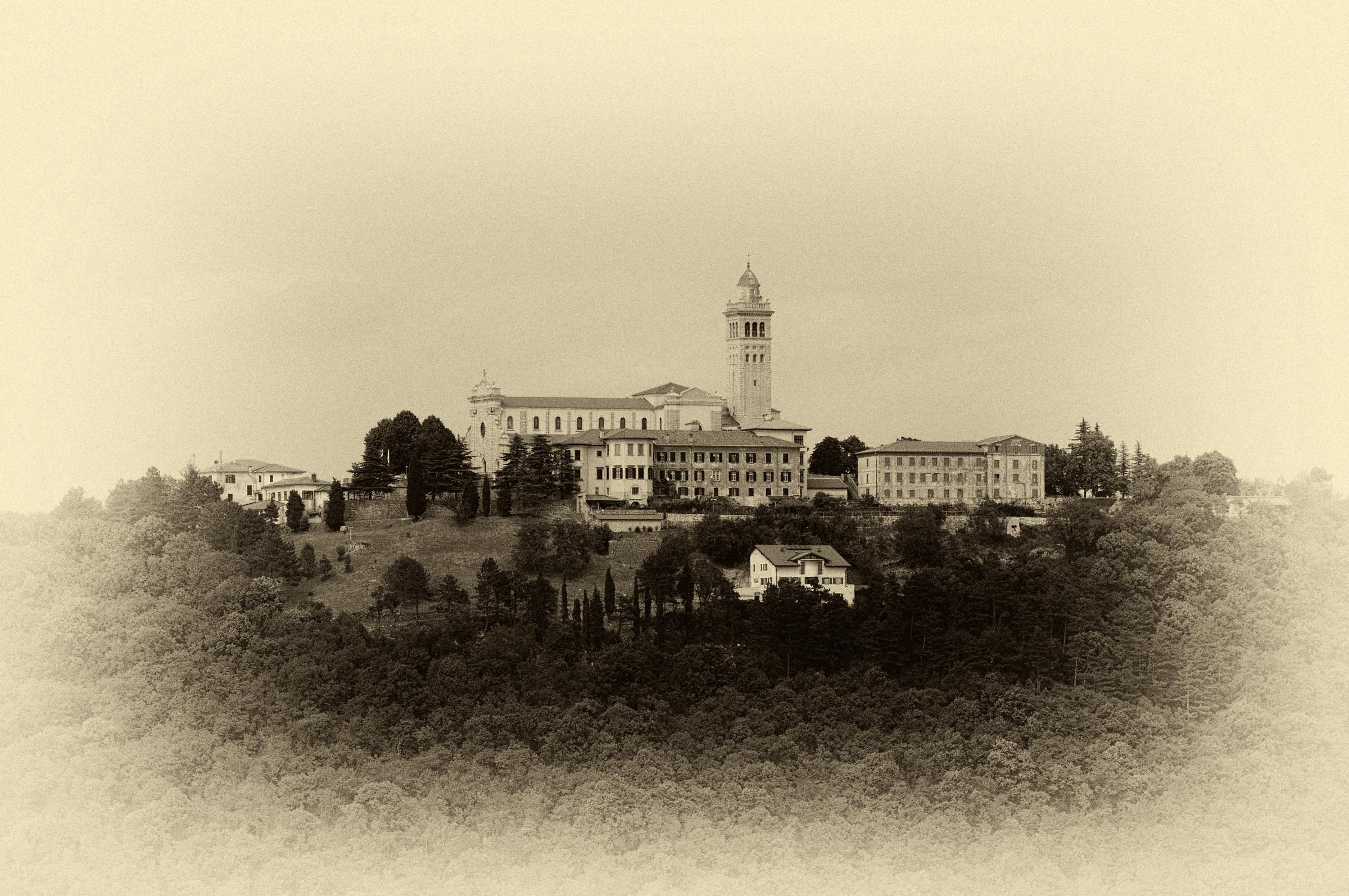 Monte Santo di Gorizia...