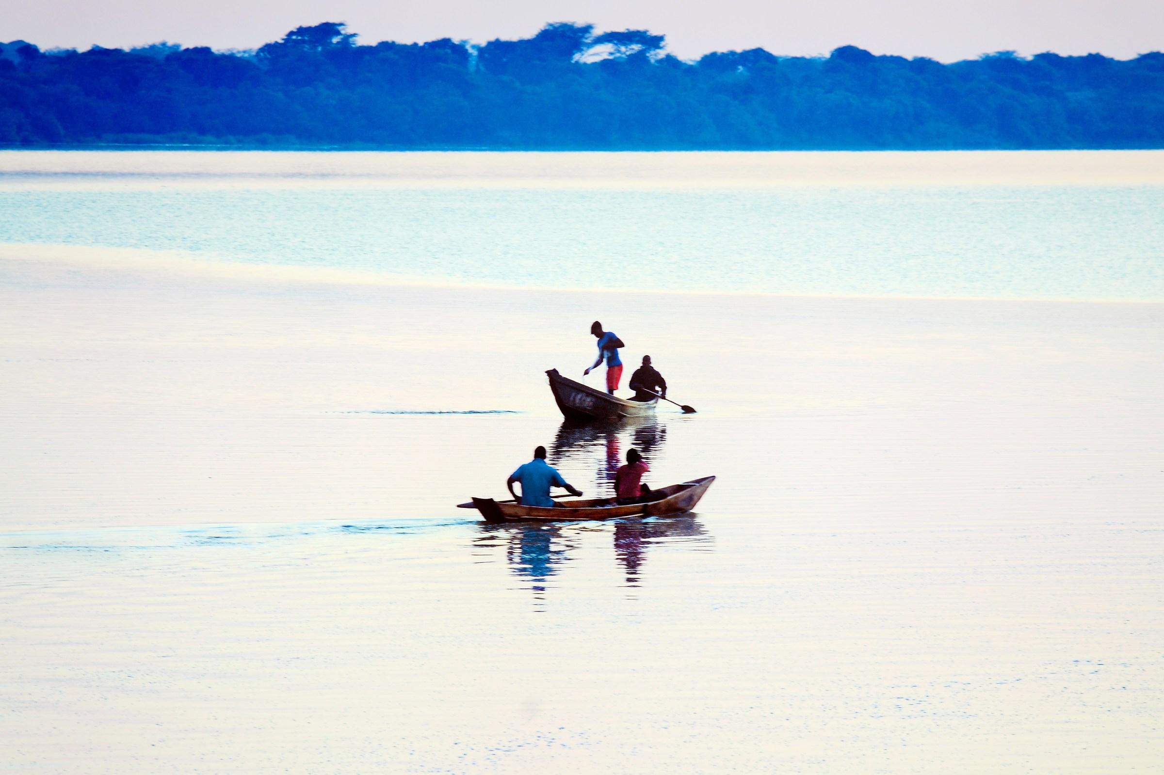 Barche e pescatori...