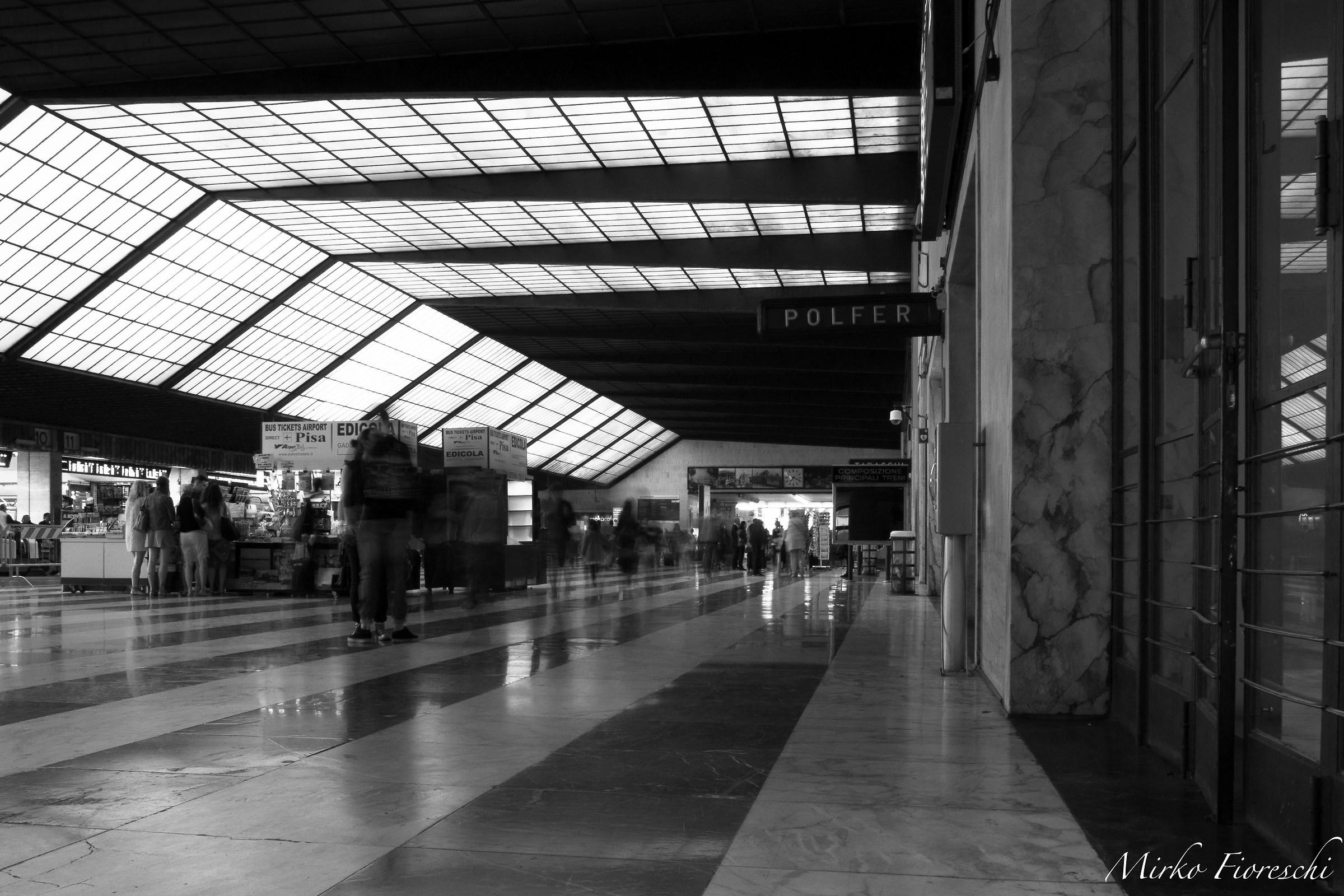 Stazione Firenze...
