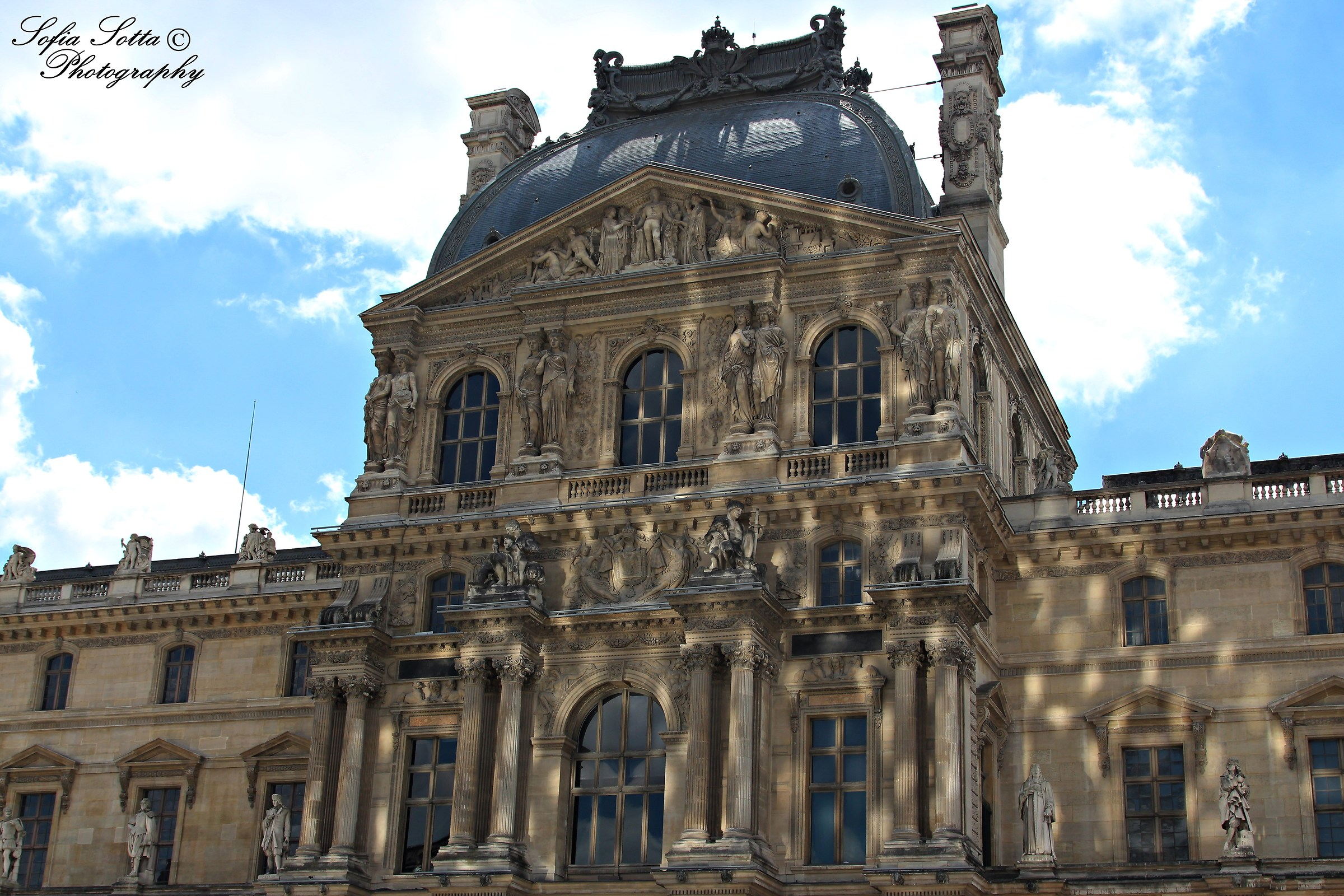 Musée du Louvre...