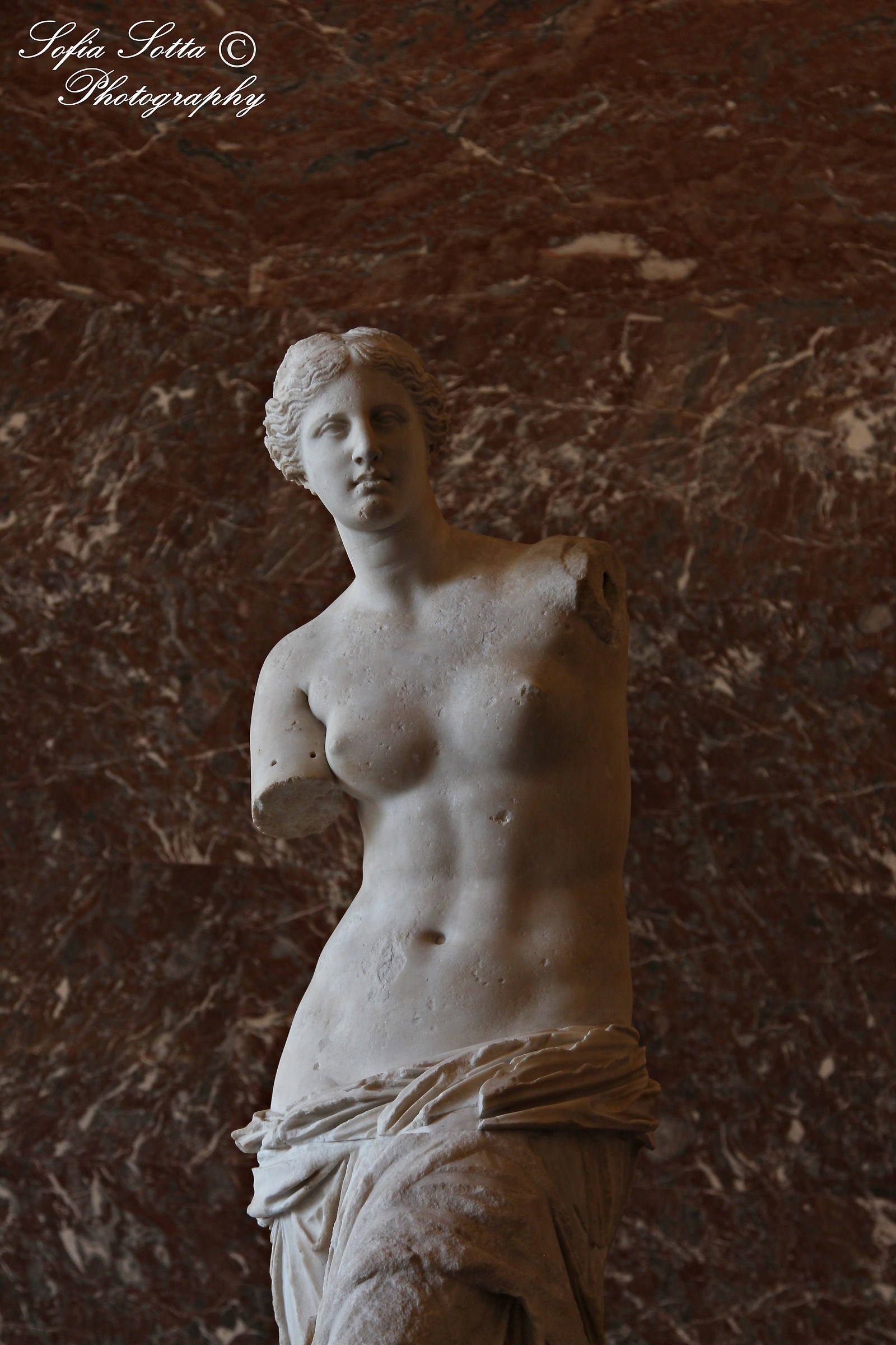 Venus de Milo...