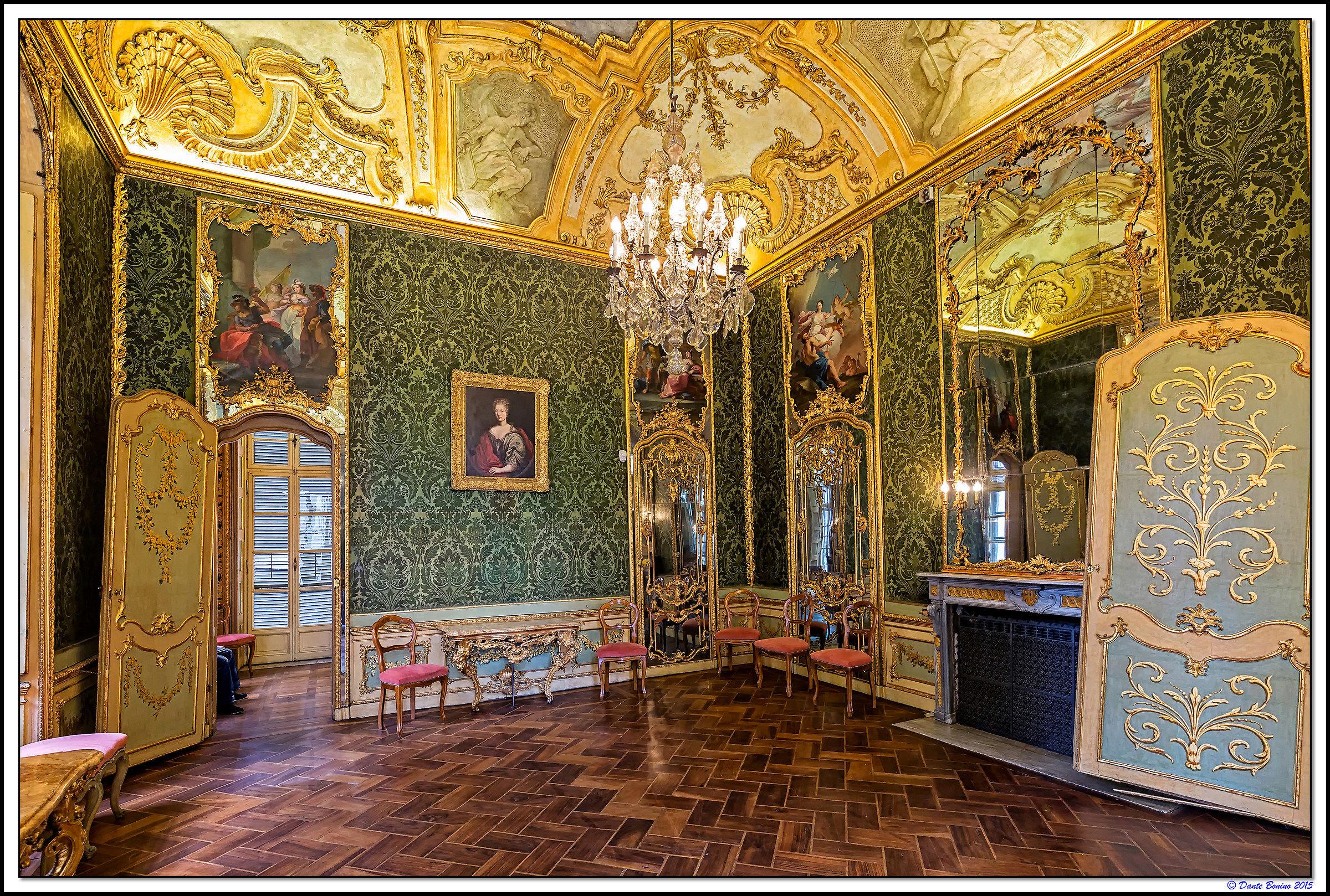 Palazzo barolo la sala degli specchi juzaphoto - Sala degli specchi ...