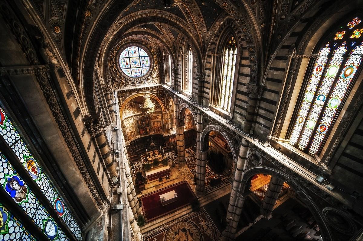 Duomo di sienta interno 1 juzaphoto for Interno j
