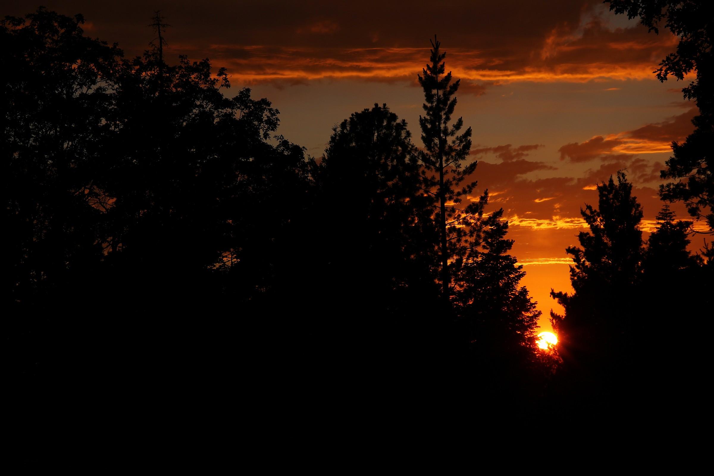 Yosemite Sunset...
