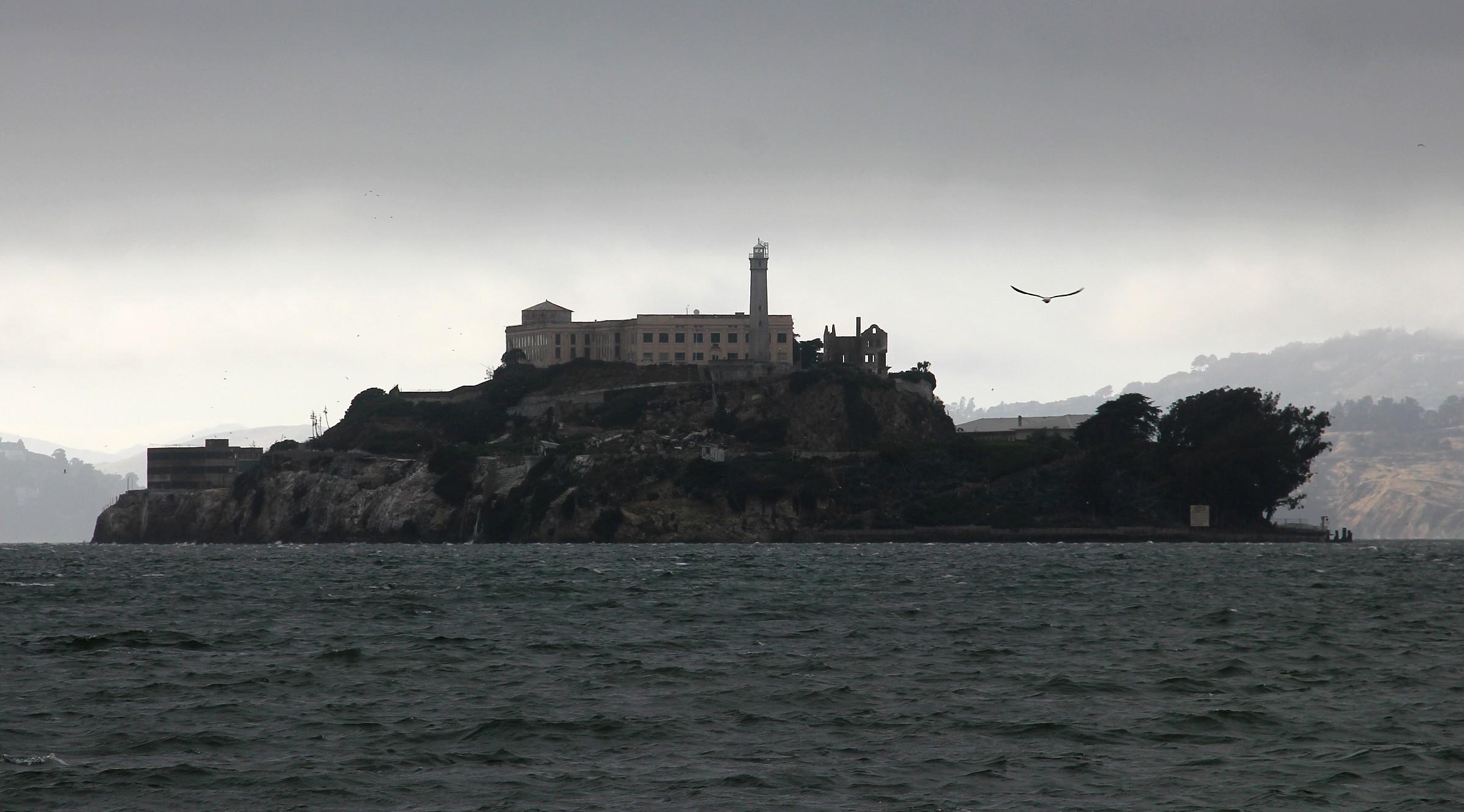 The Alcatraz Ship...