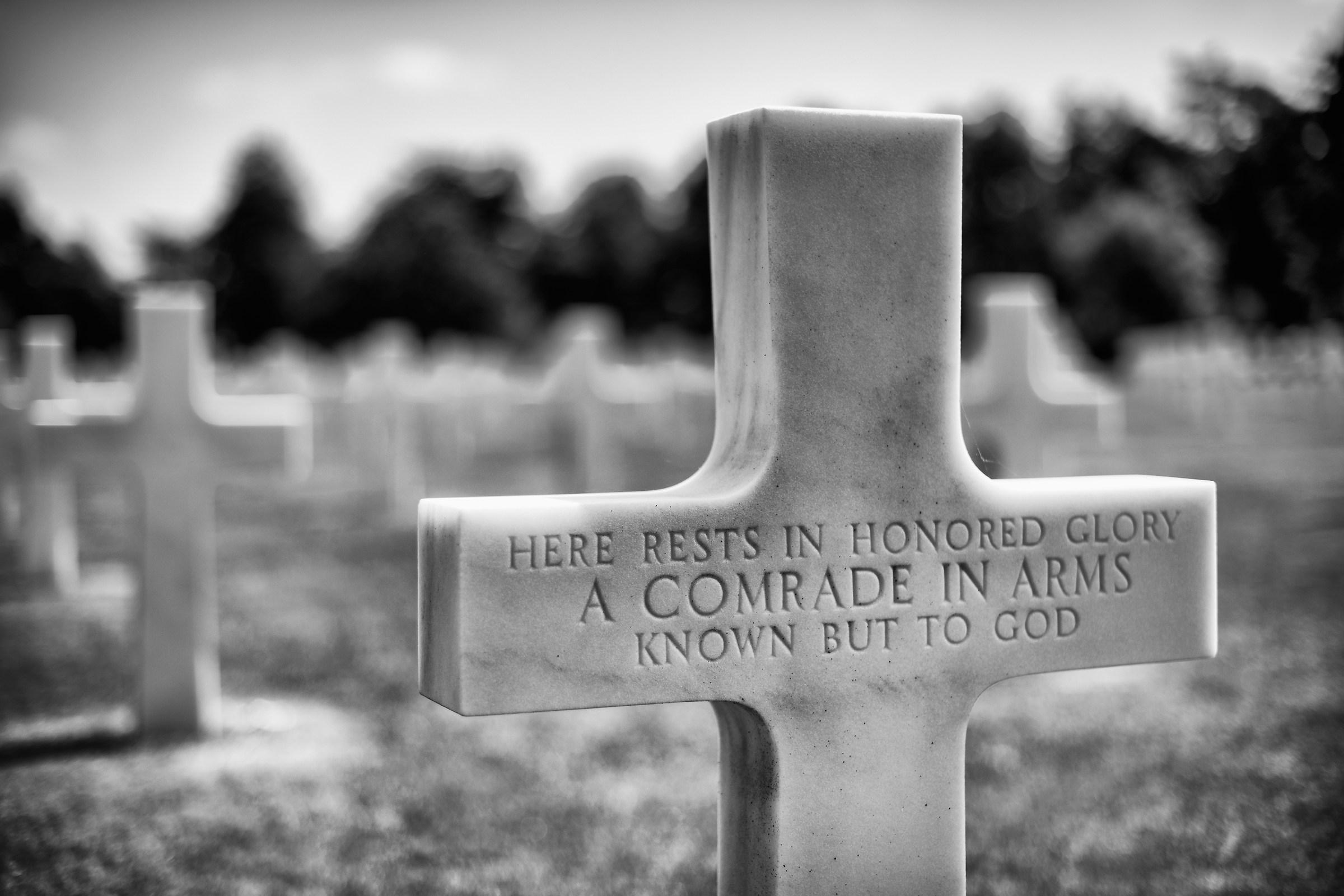 unknown soldier...