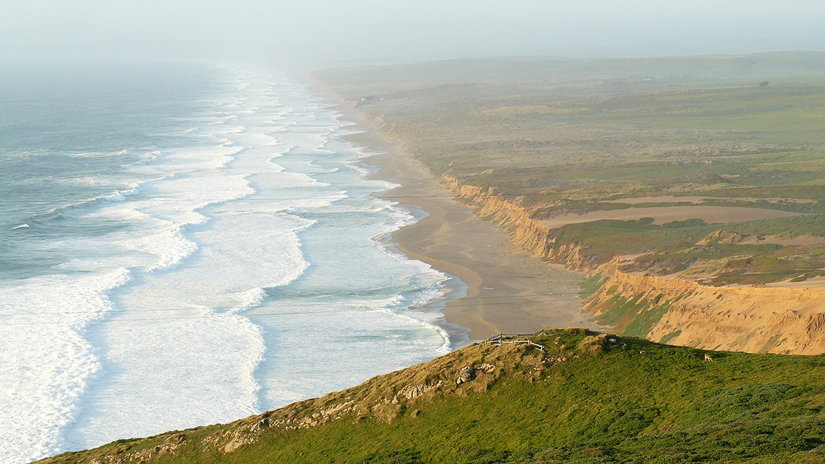 Point Reyes, Great Beach...