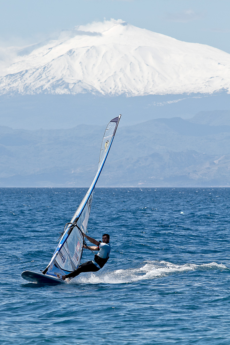 windsurfing world cup 2012 Reggio Calabria...