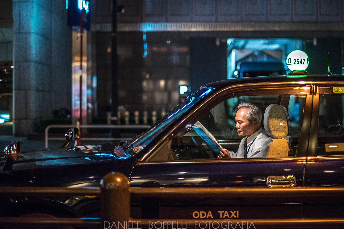 Taxi Driver...