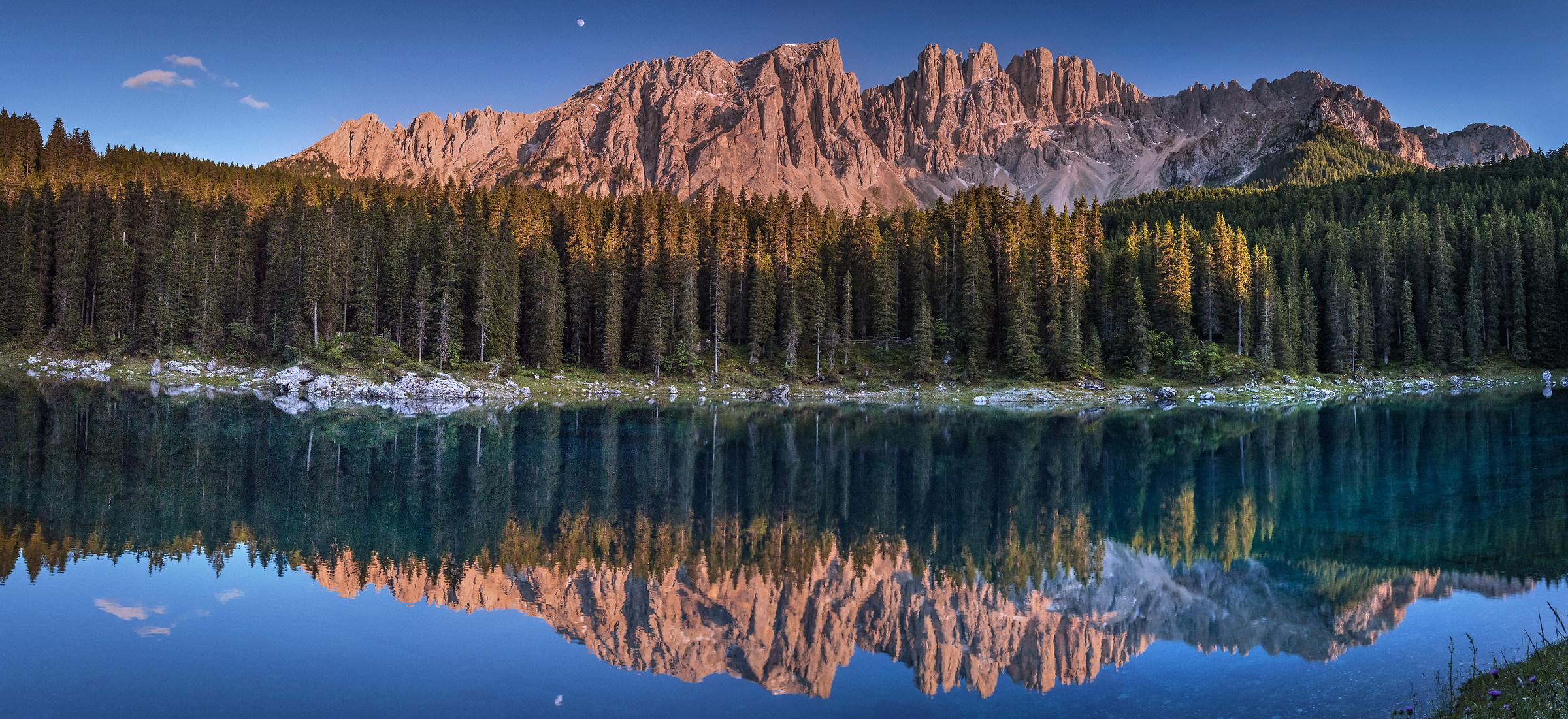 Lago di Carezza...