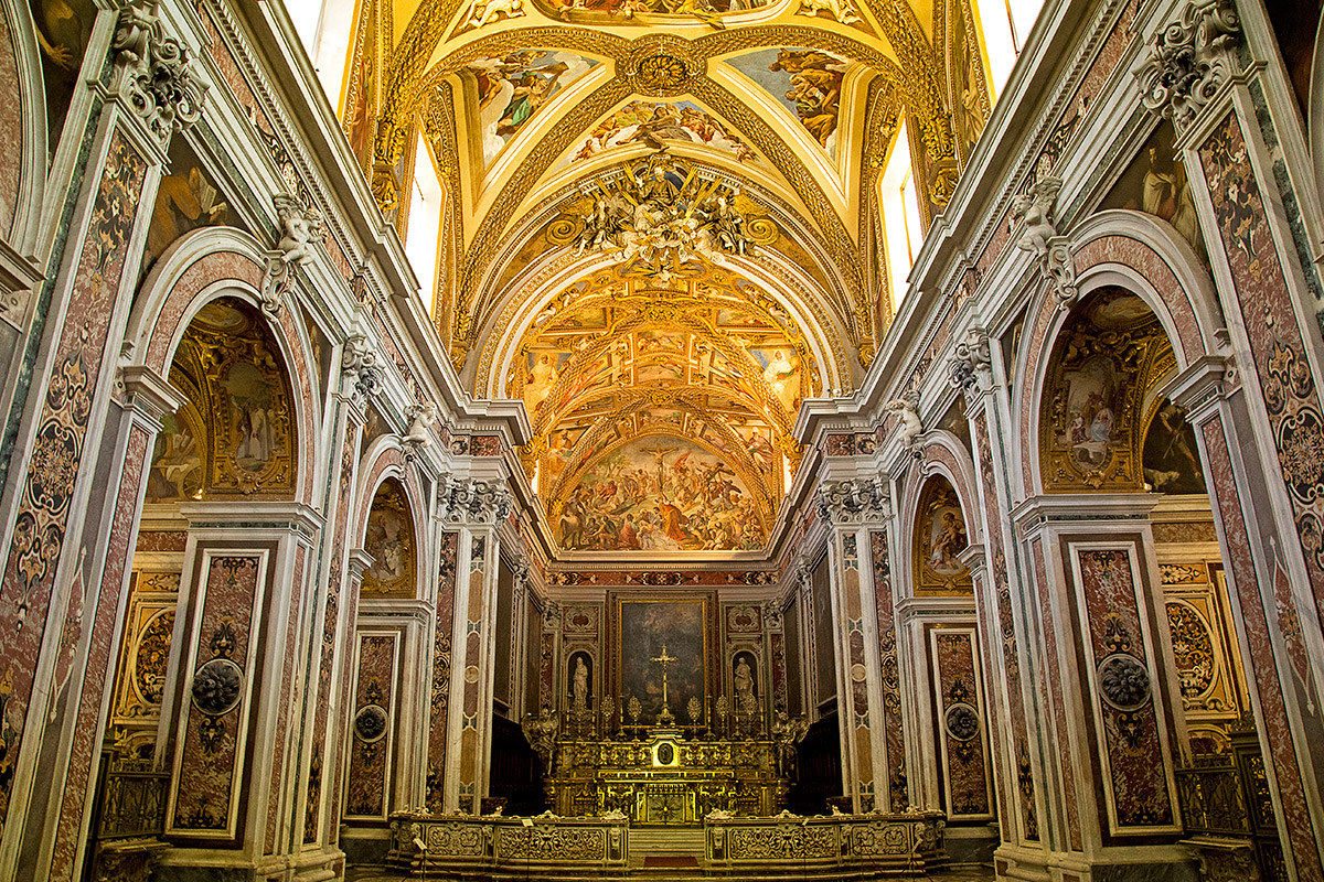 The Charterhouse of San Martino - Naples...