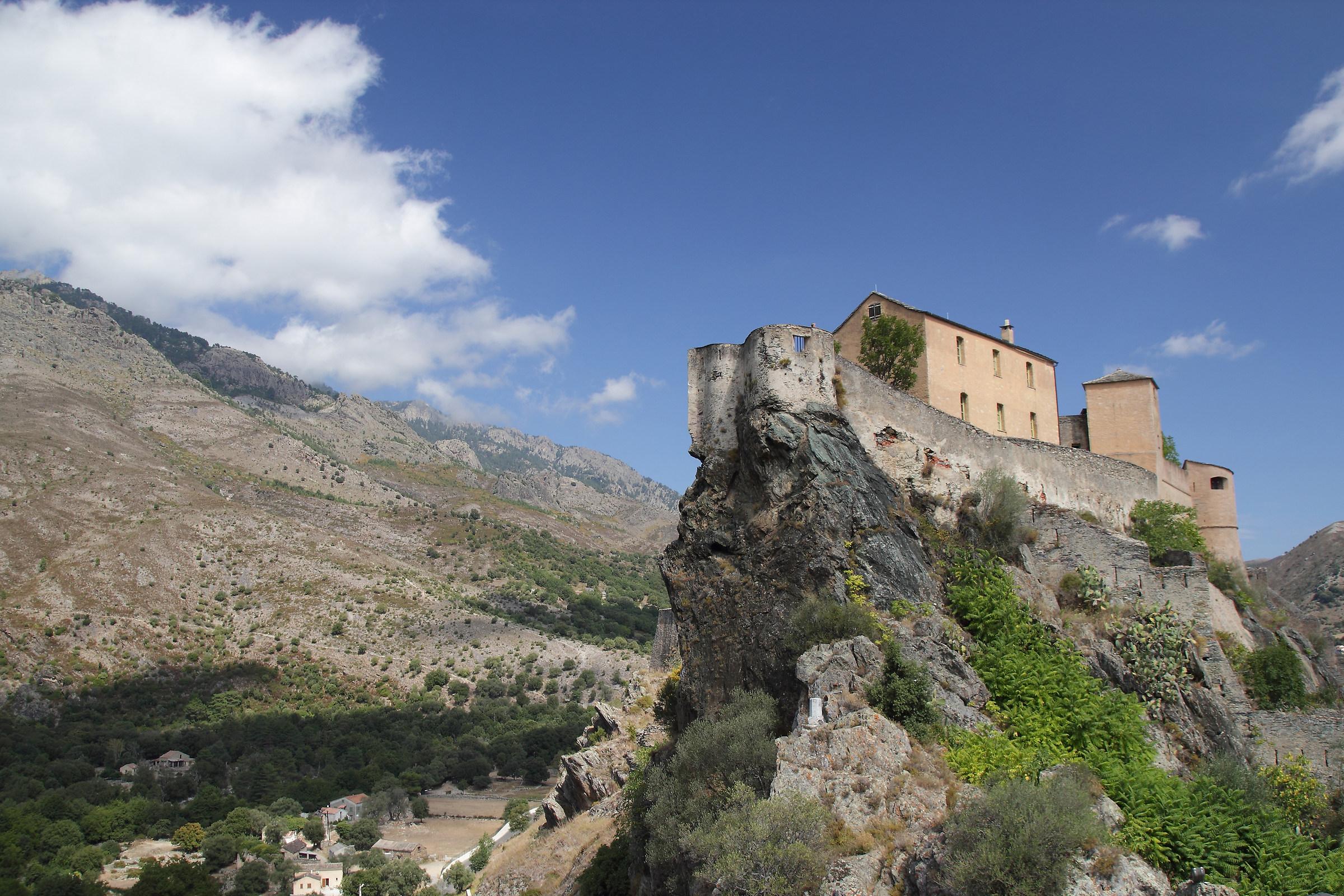 Corte - Corsica...