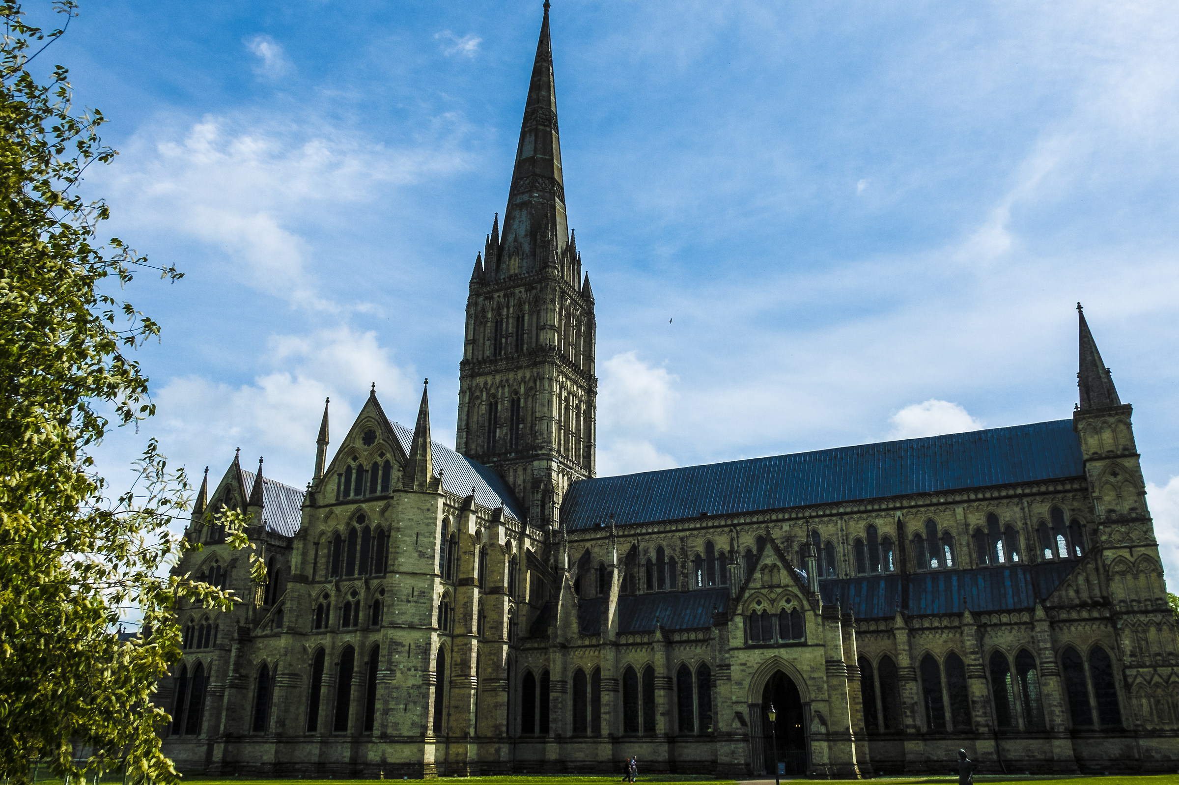 Salisbury Cathedral...