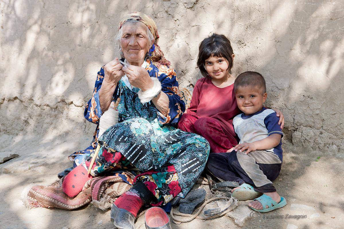 2 Generations Uzbekistan...
