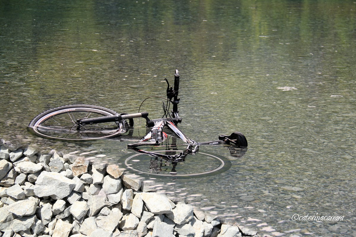 Too hot for the bike! ??...