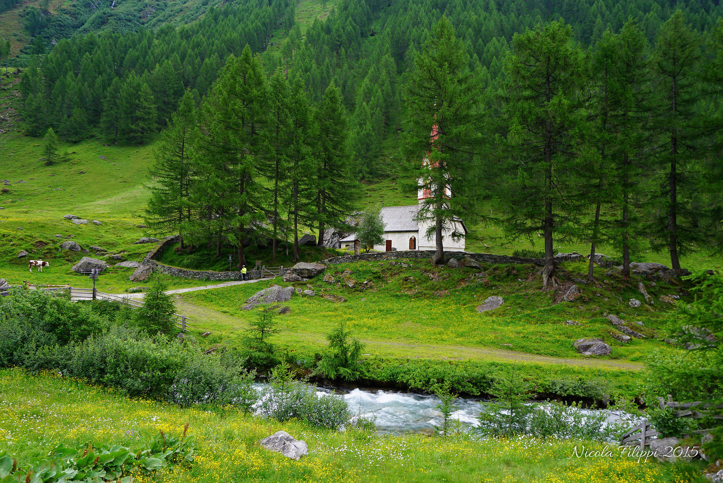 chiesetta di Santo Spirito, Valle Aurina...