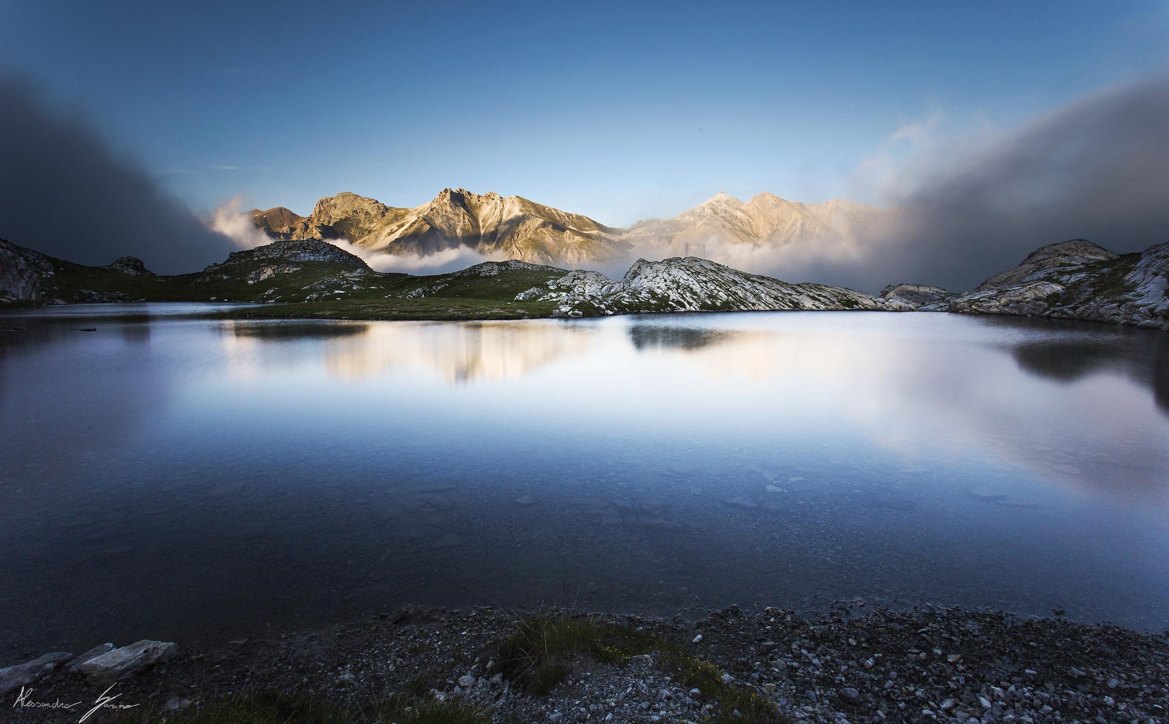 Lake Niera...