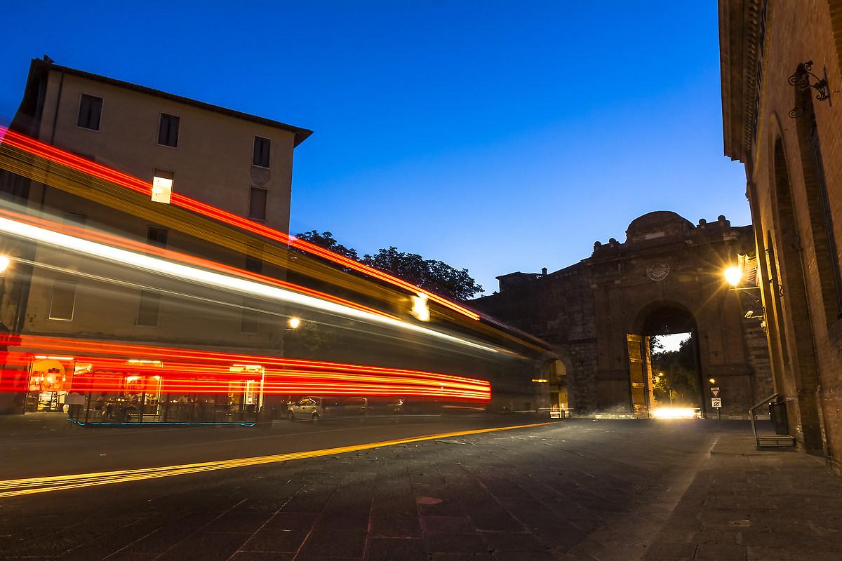 Camollia by night...
