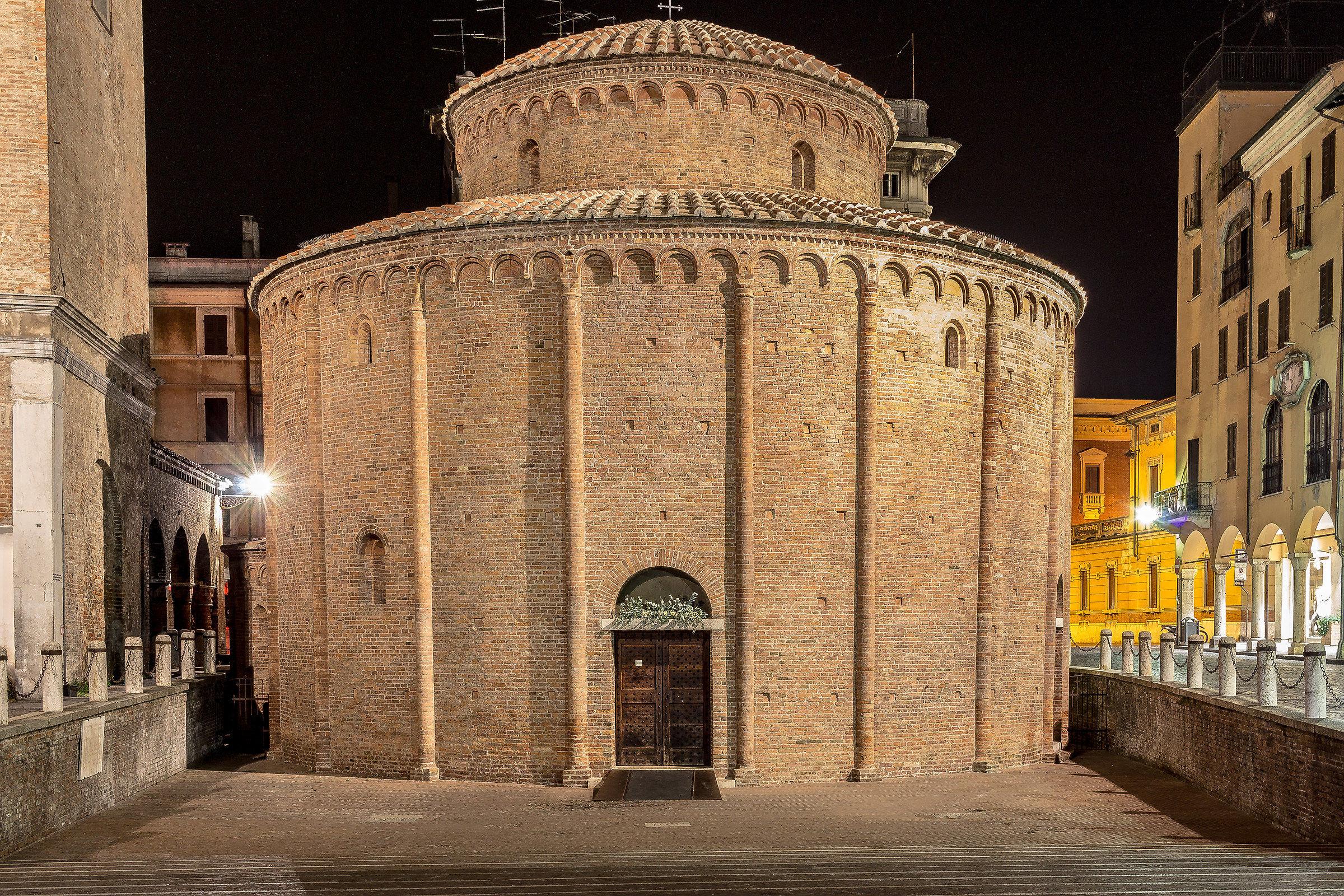 Rotonda di San Lorenzo...