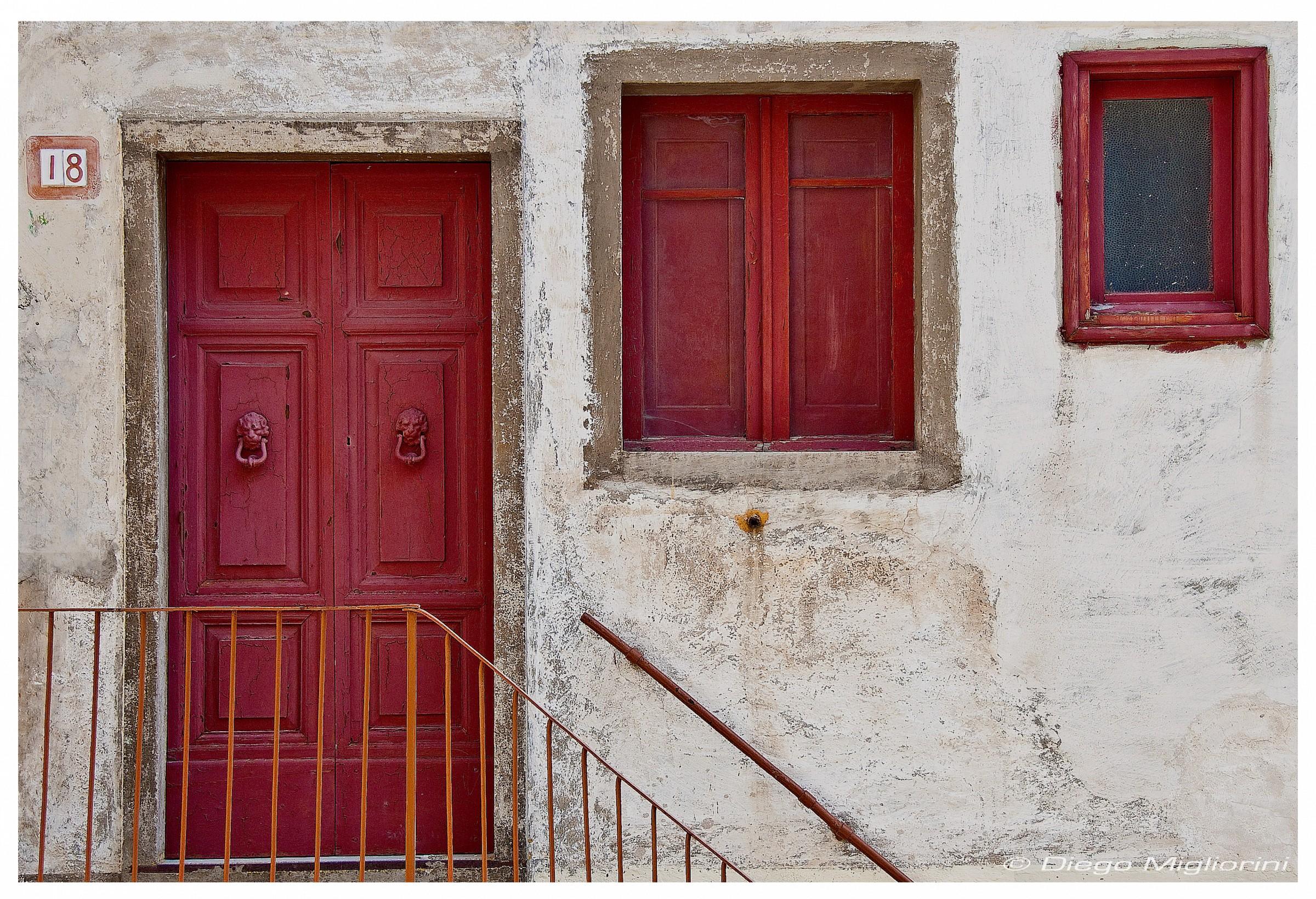 Door Castelluccio of N....