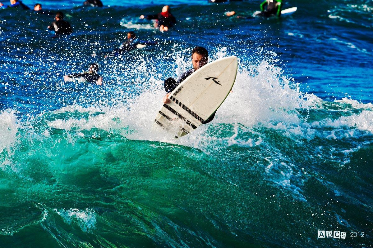 Surf in Varazze...