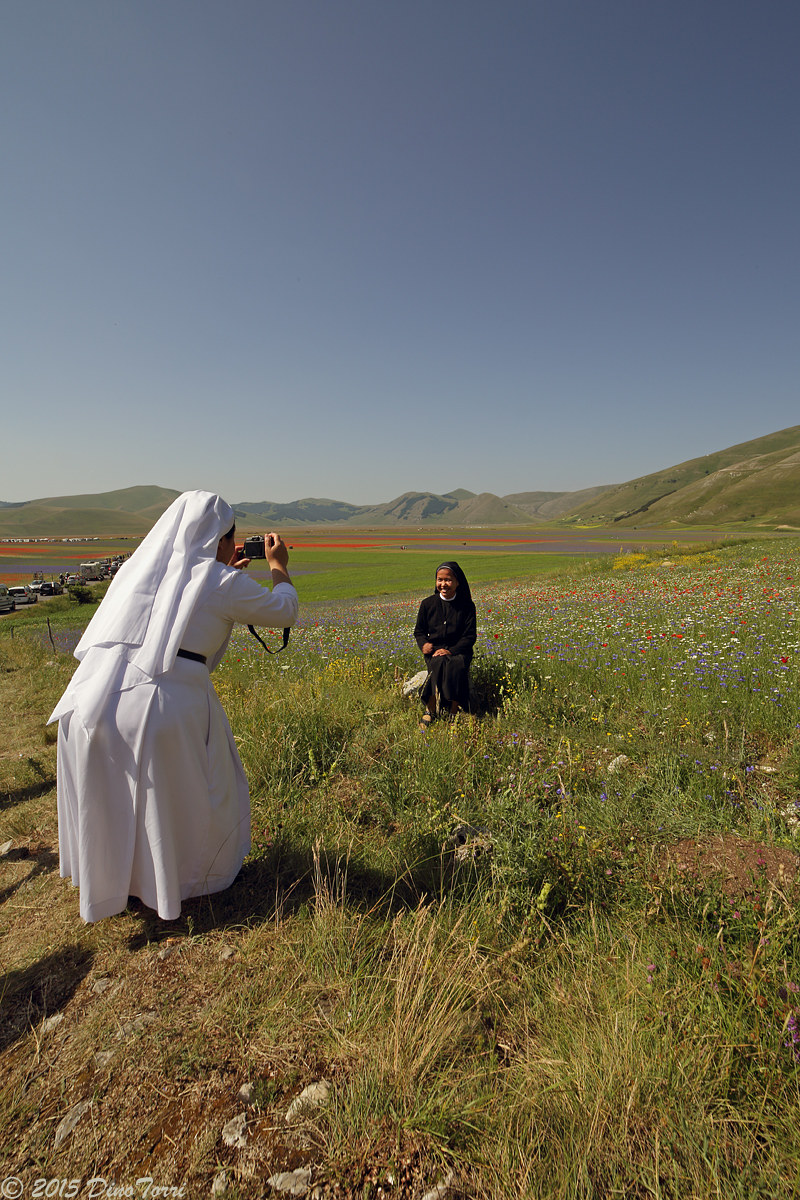 """""""Passions earthly"""" At that Castelluccio ....."""