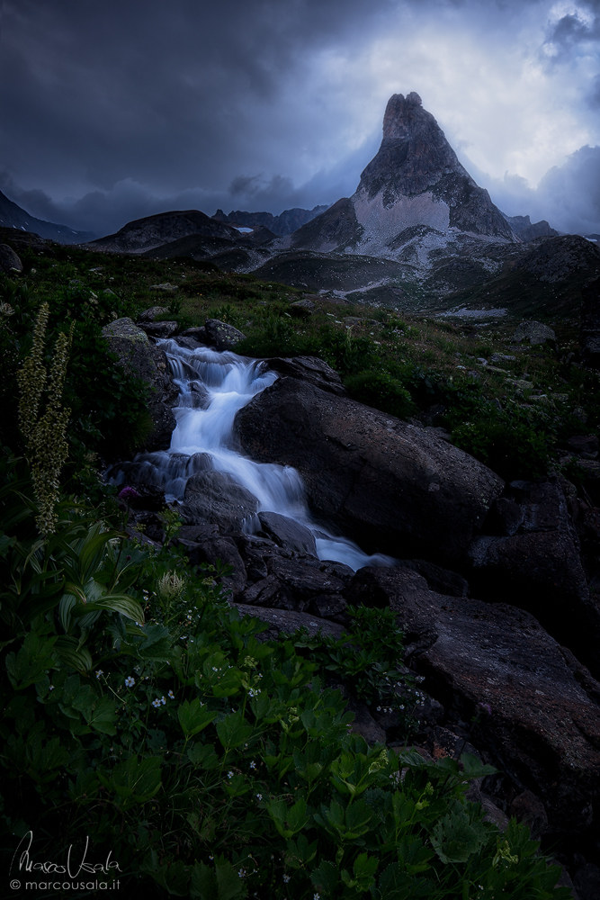 Alpine Storm...