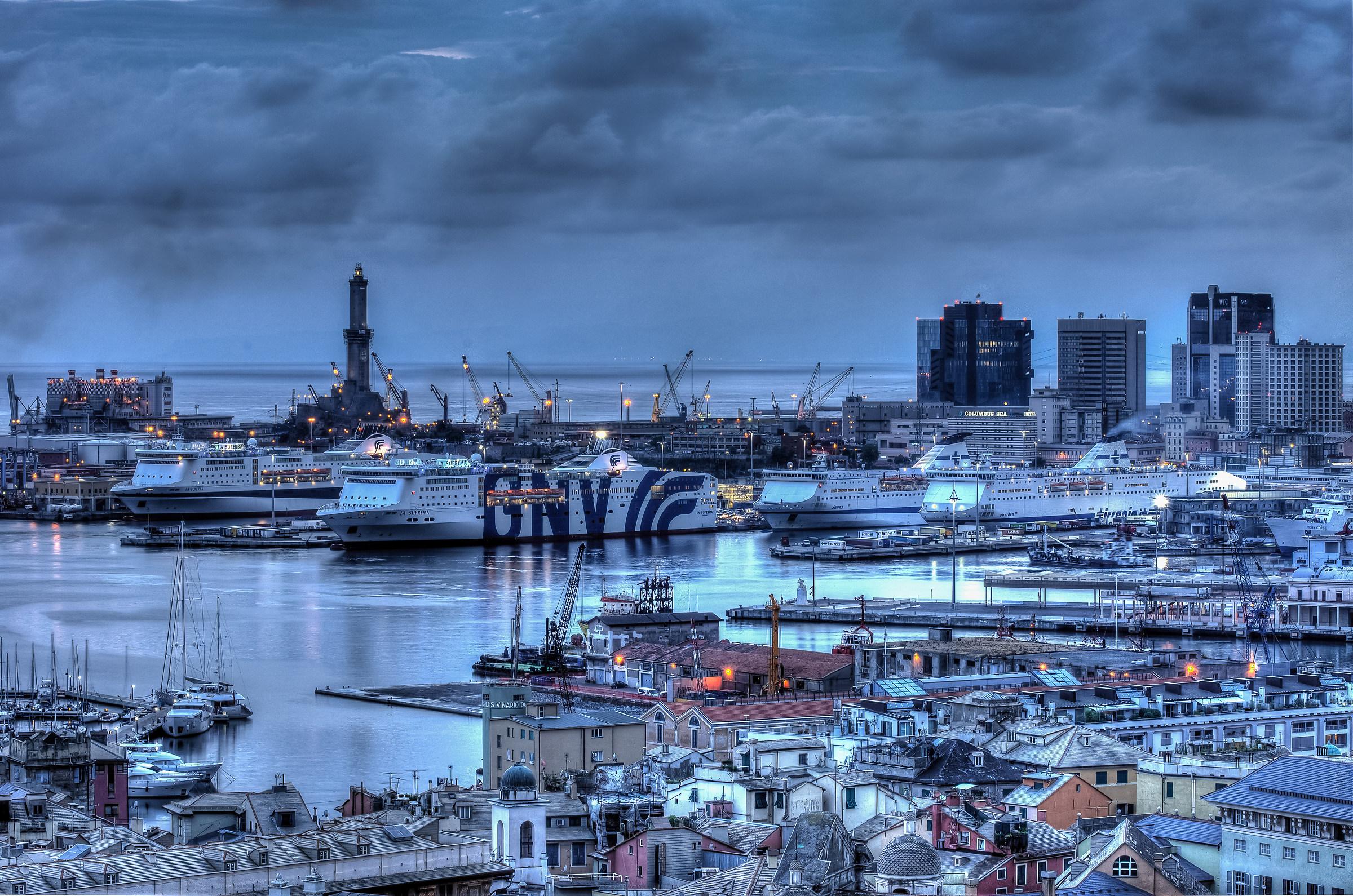 il porto piu 39 importante del mediterraneo juzaphoto