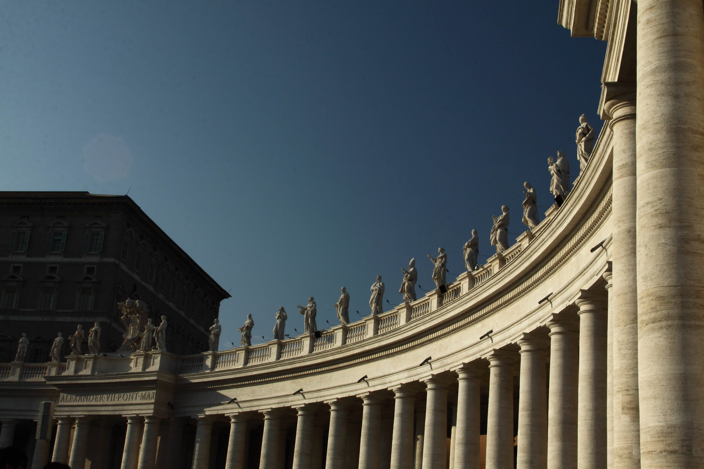 St. Peter's Square...