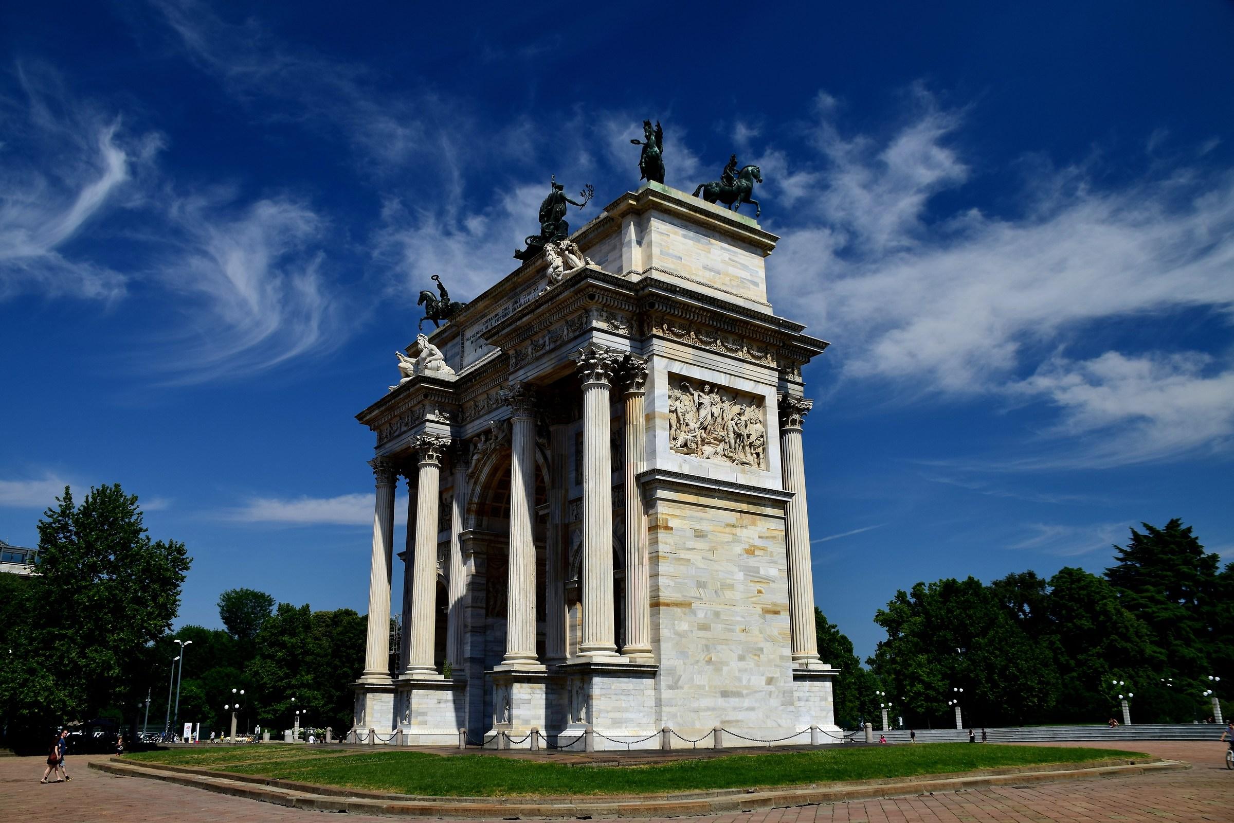 Peace Arch Milan...