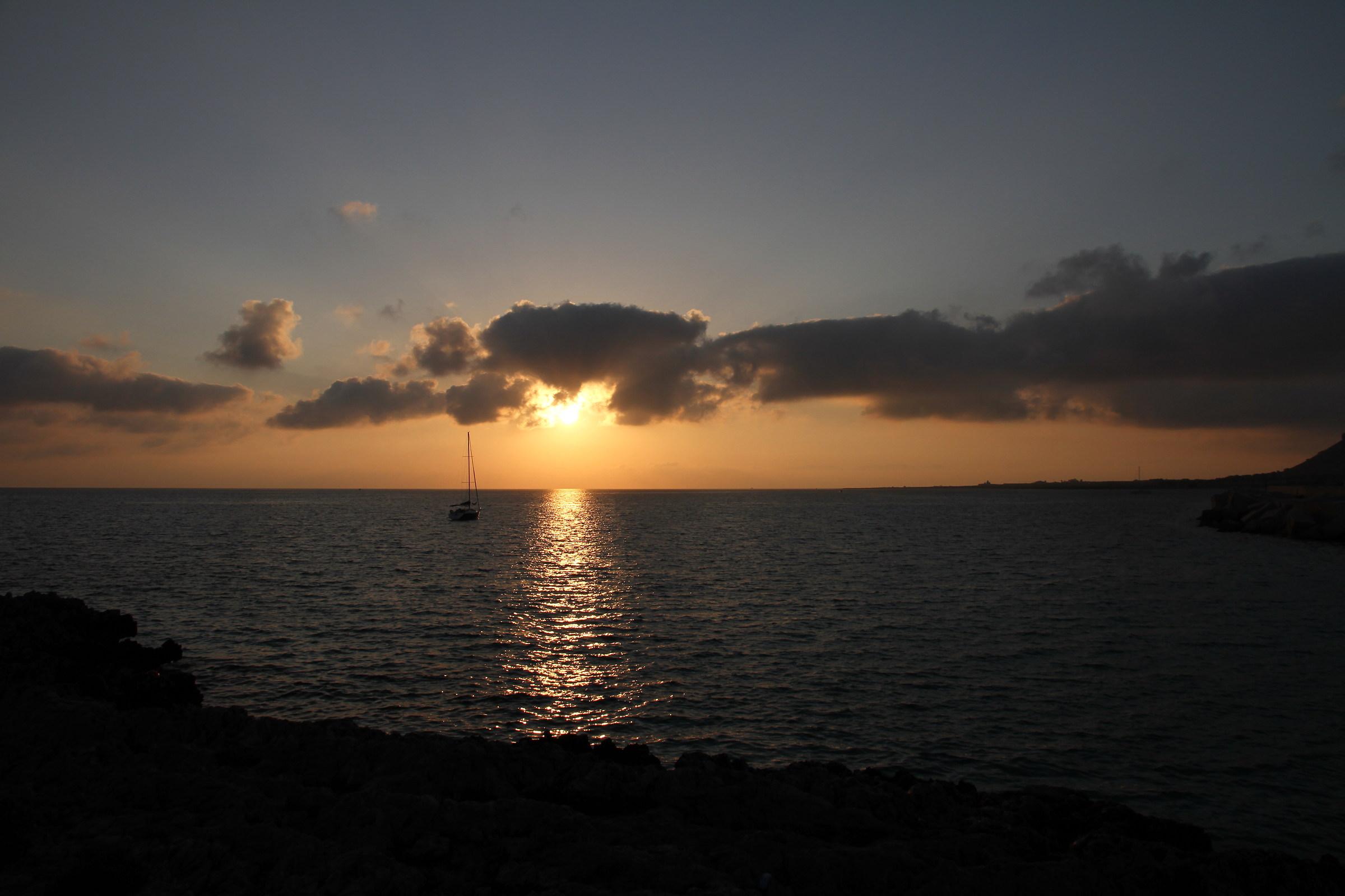 Dawn - San Vito Lo Capo...