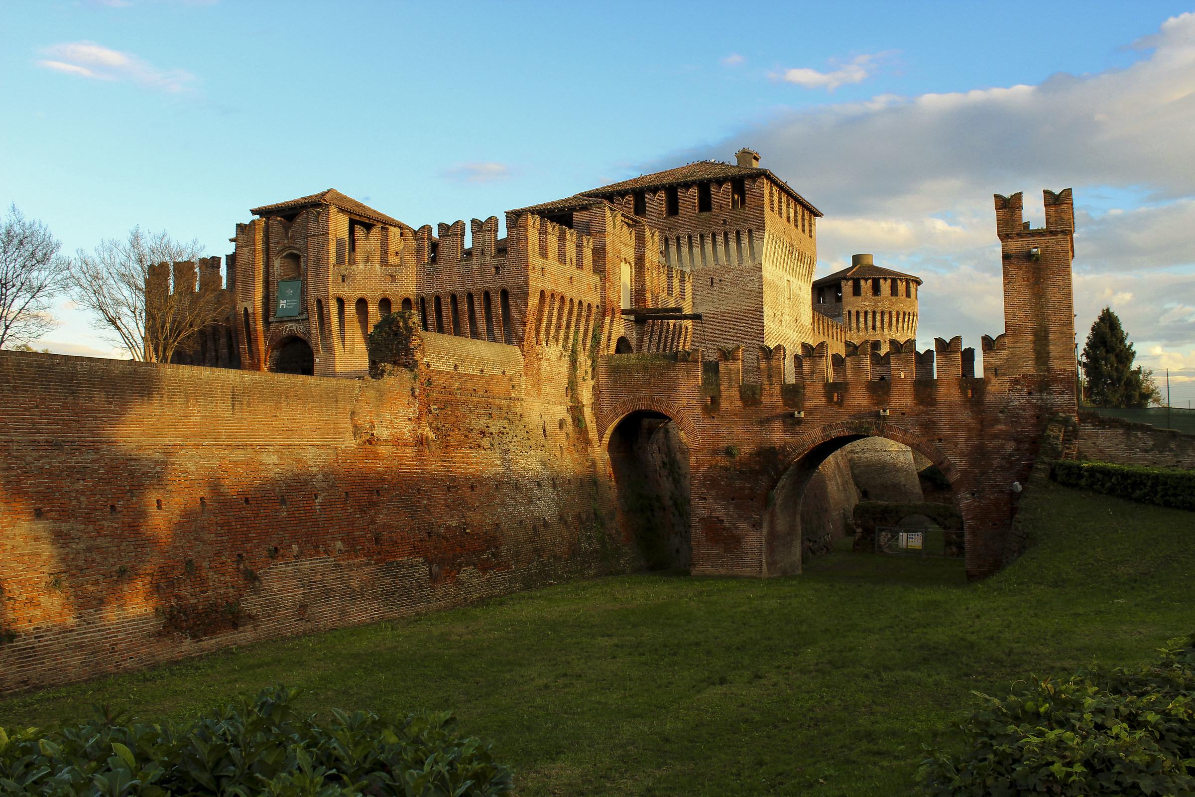 Sforza Castle...