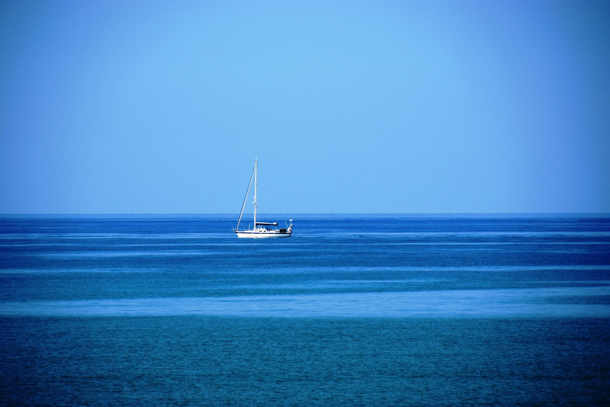 a bit 'of blue...
