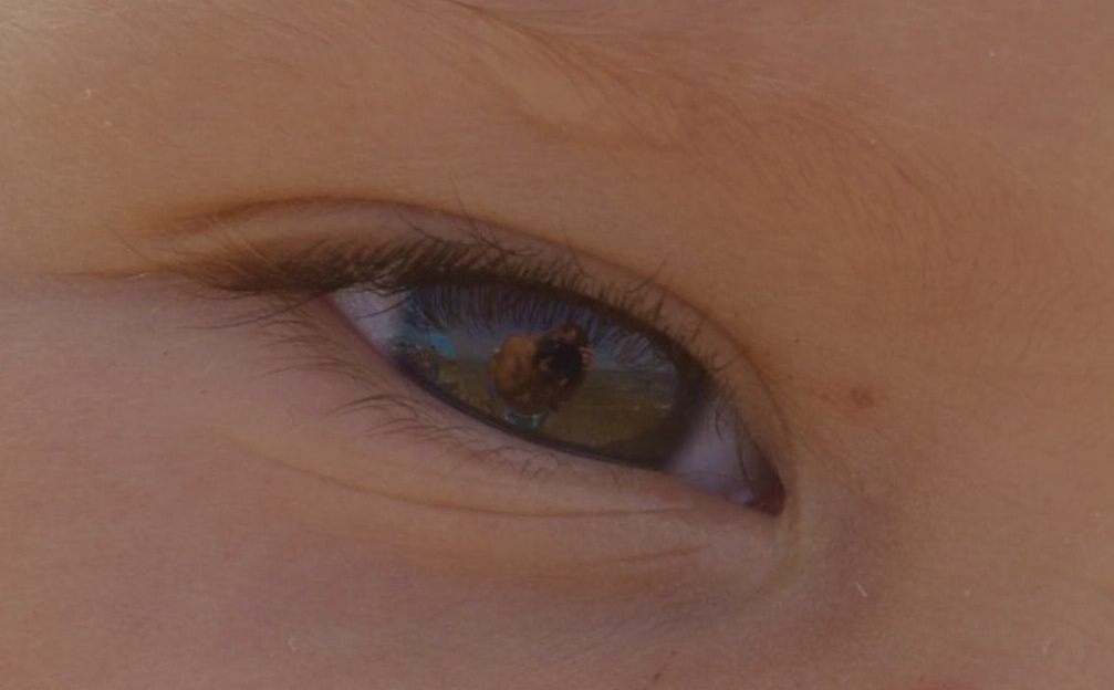 the photographer in the eye!...