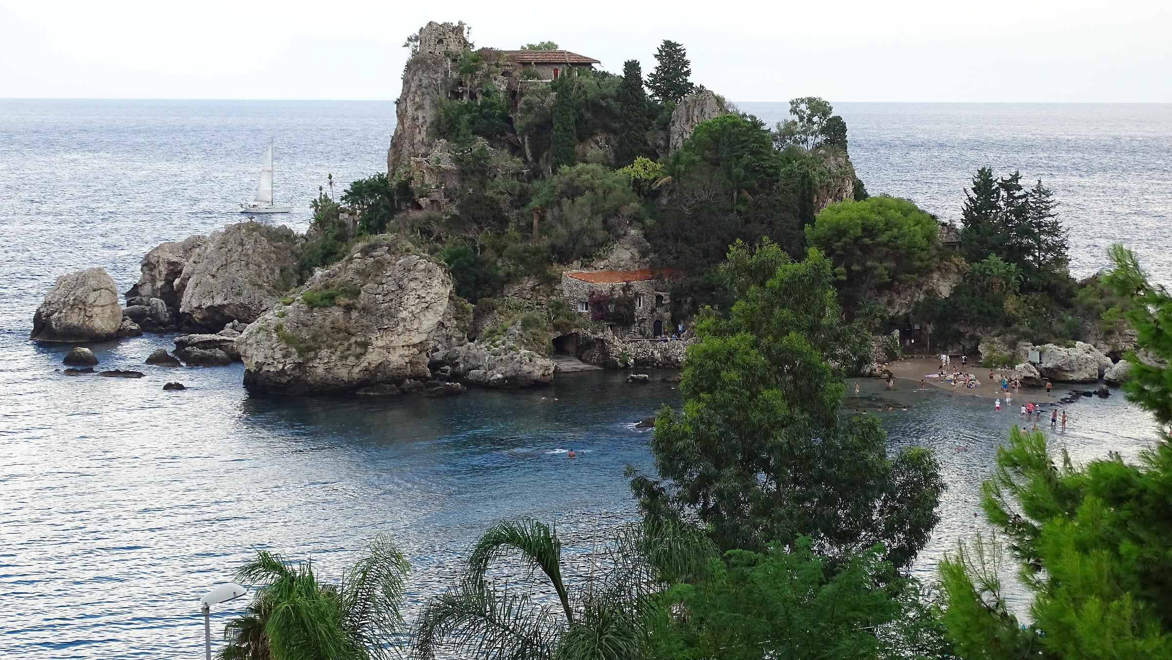 Isola Bella...