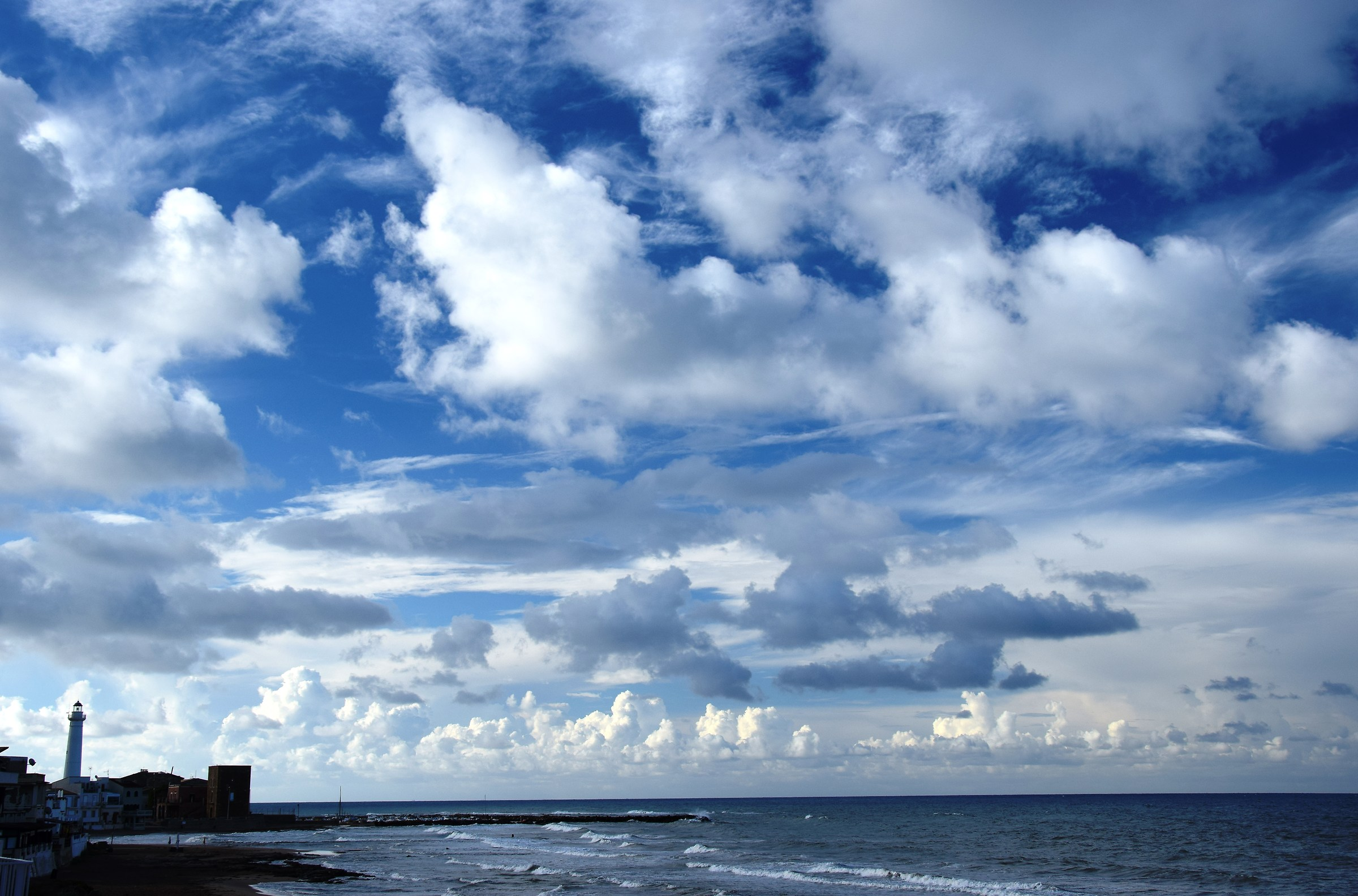 after the rain .... Punta Secca...